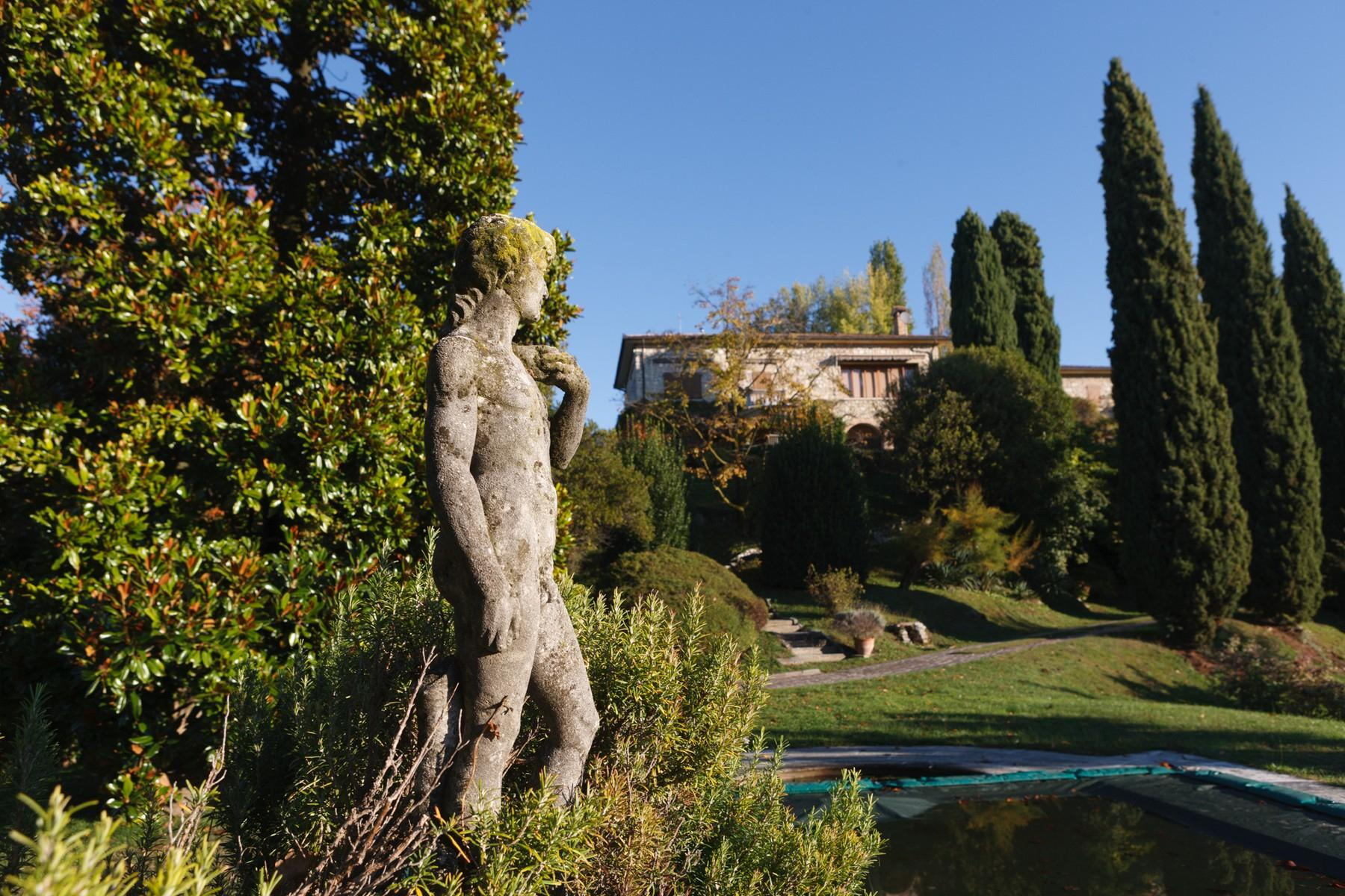 Villa with panoramic view of the hills surrounding Asolo - 5