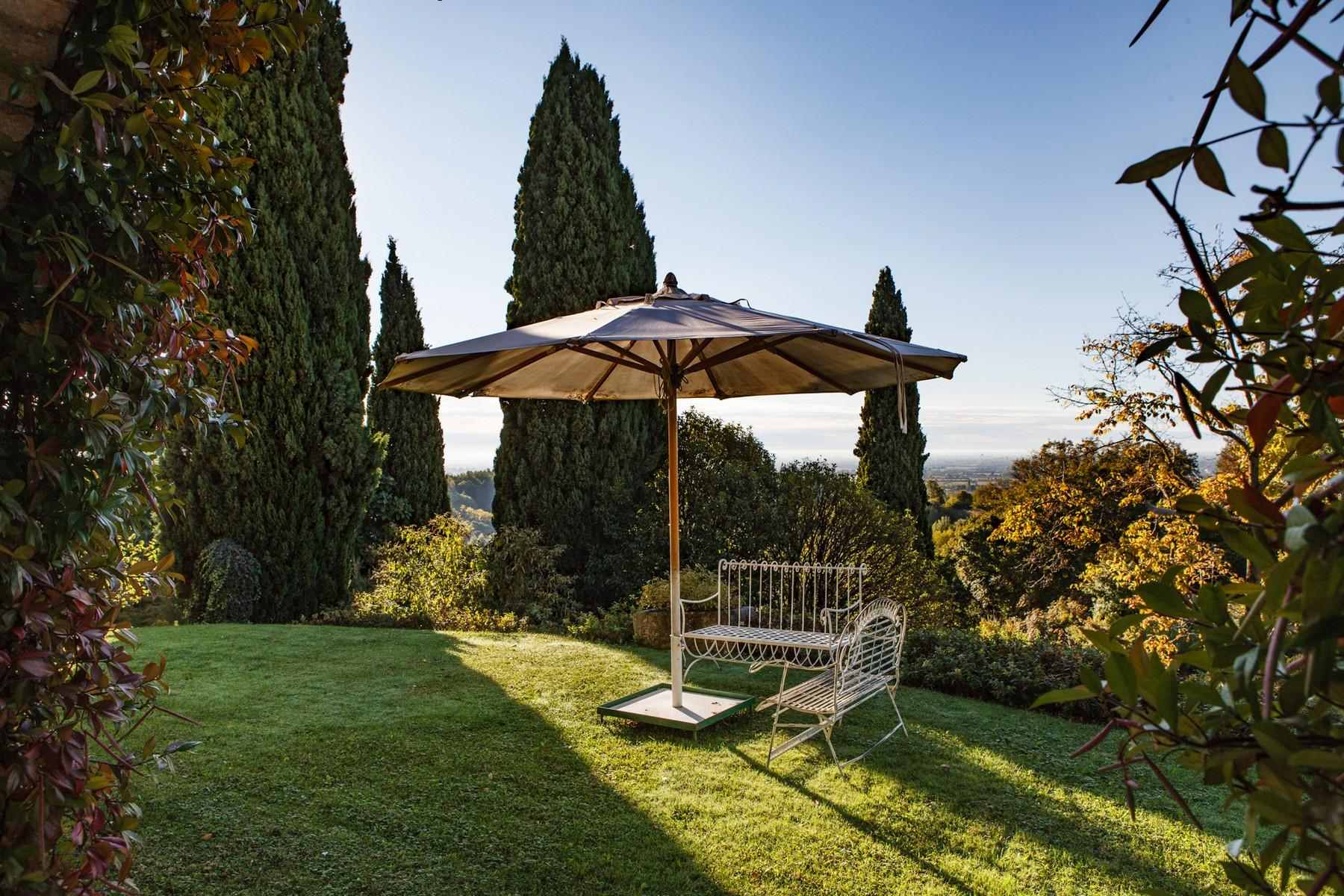 Villa with panoramic view of the hills surrounding Asolo - 27