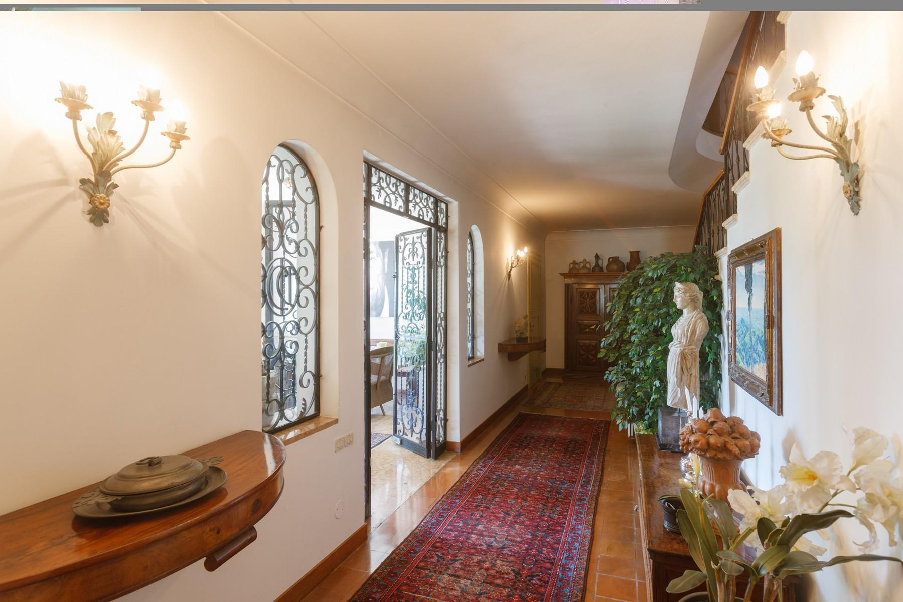 Villa with panoramic view of the hills surrounding Asolo - 22