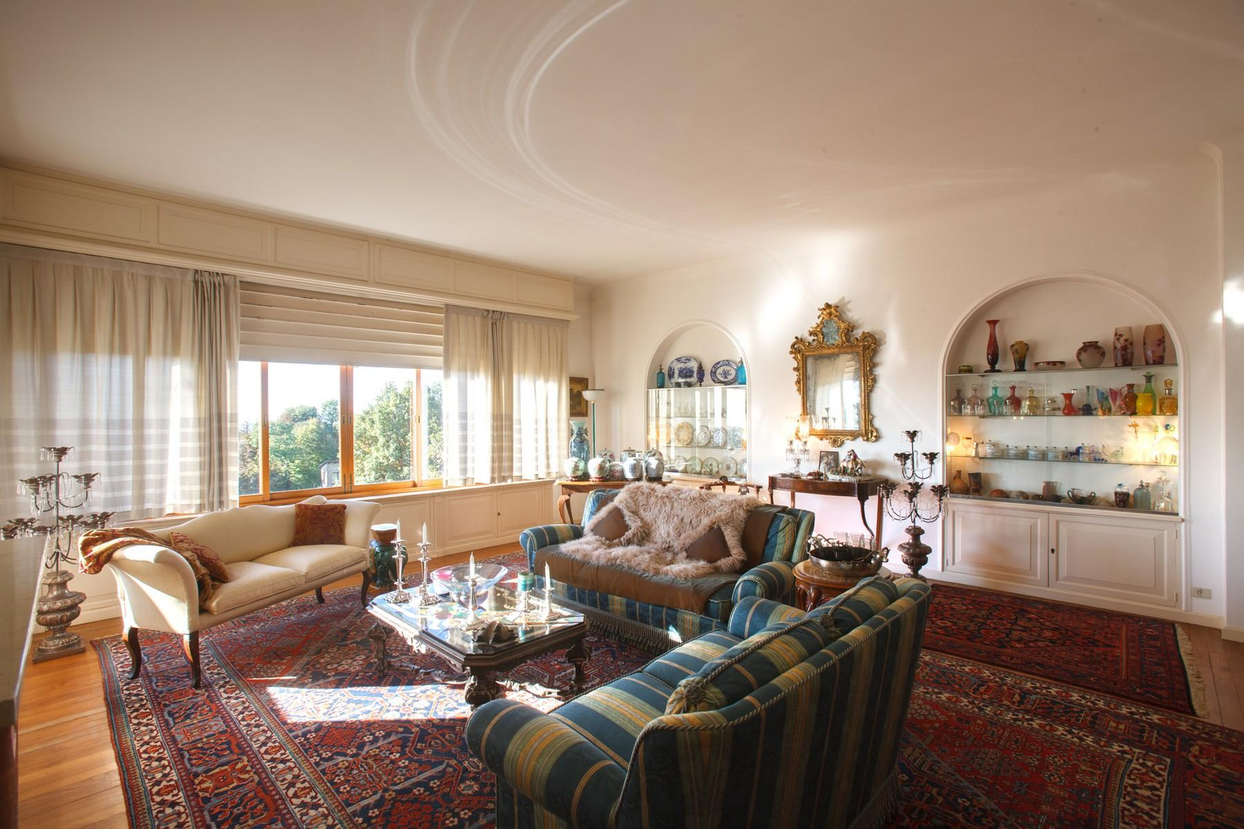 Villa with panoramic view of the hills surrounding Asolo - 24