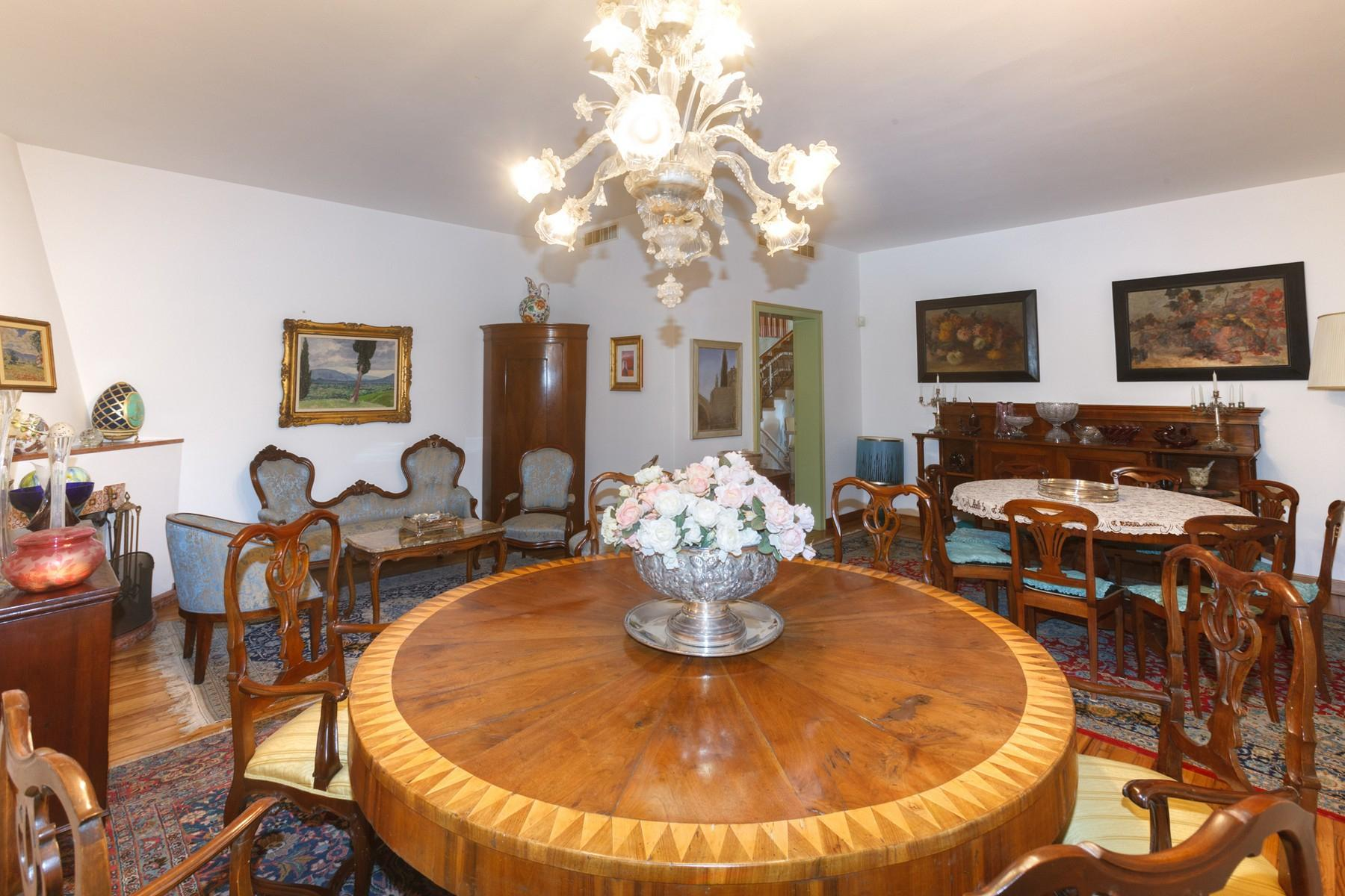 Villa with panoramic view of the hills surrounding Asolo - 25