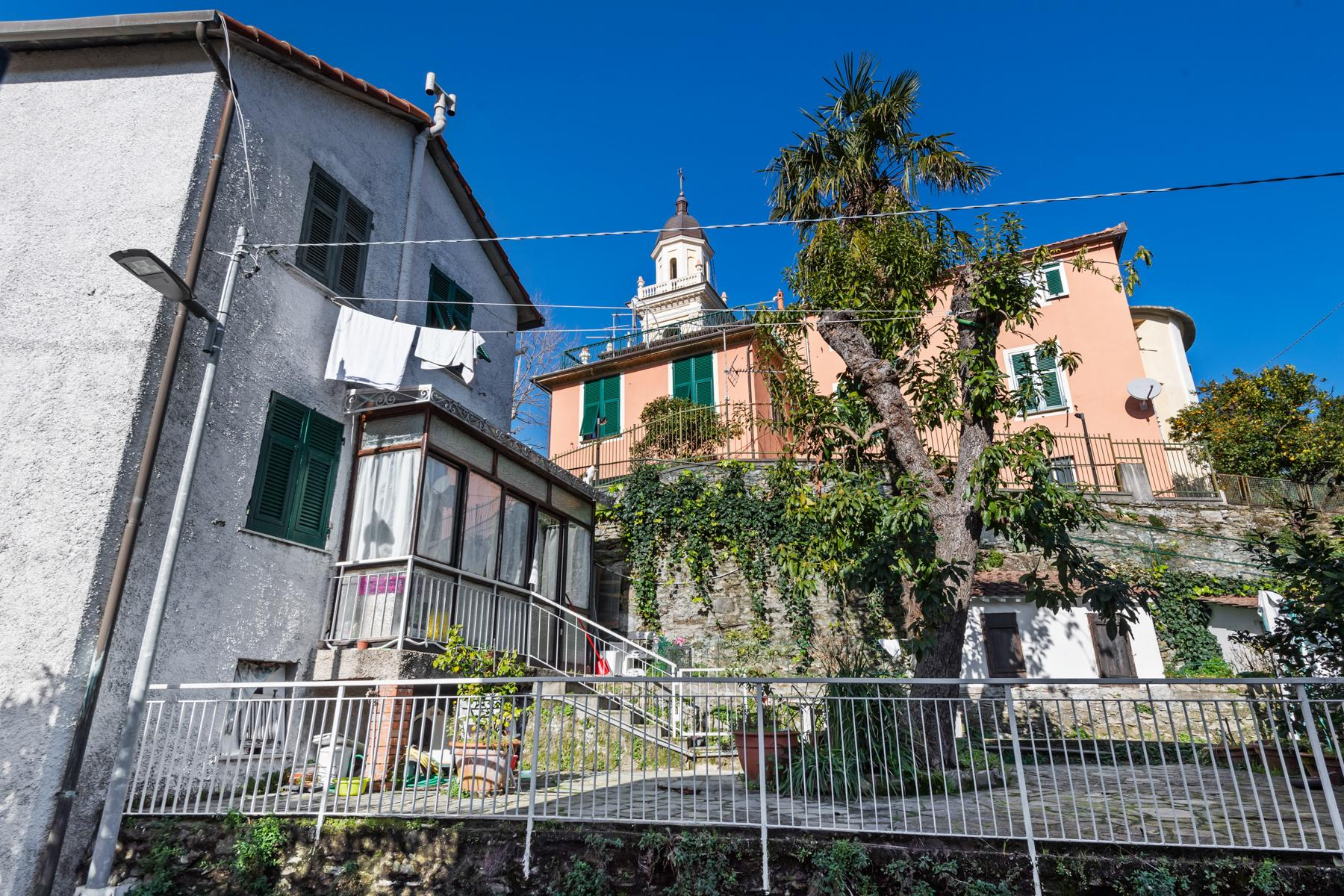 Villa with swimming pool on the hill of Rapallo - 29