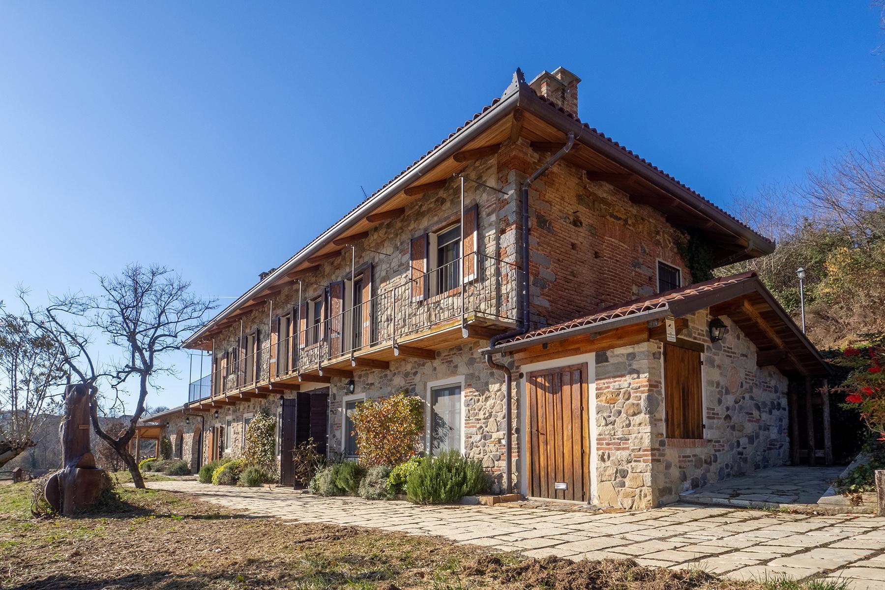 Villa moderna a Biella - 2