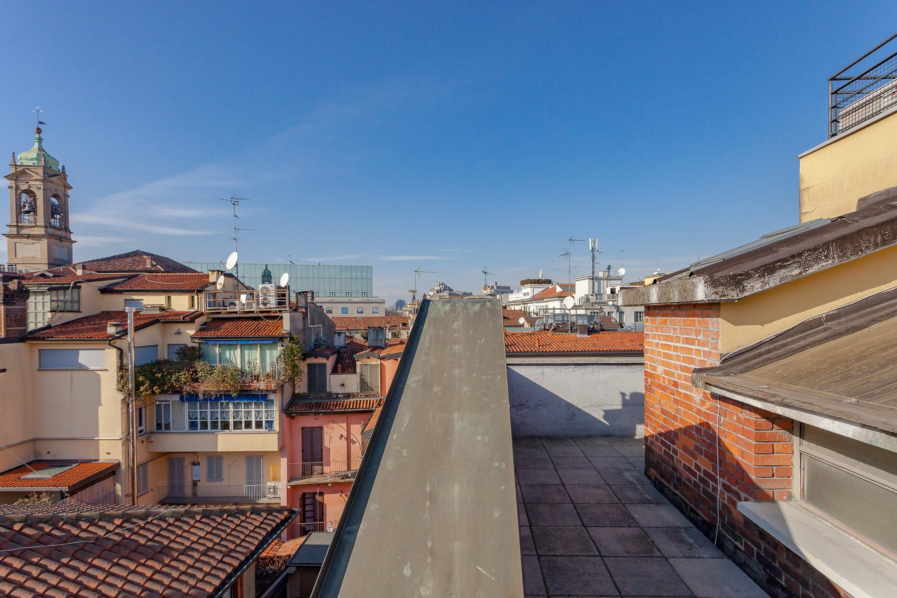 Panoramic Penthouse with terraces in the Fashion District - 11