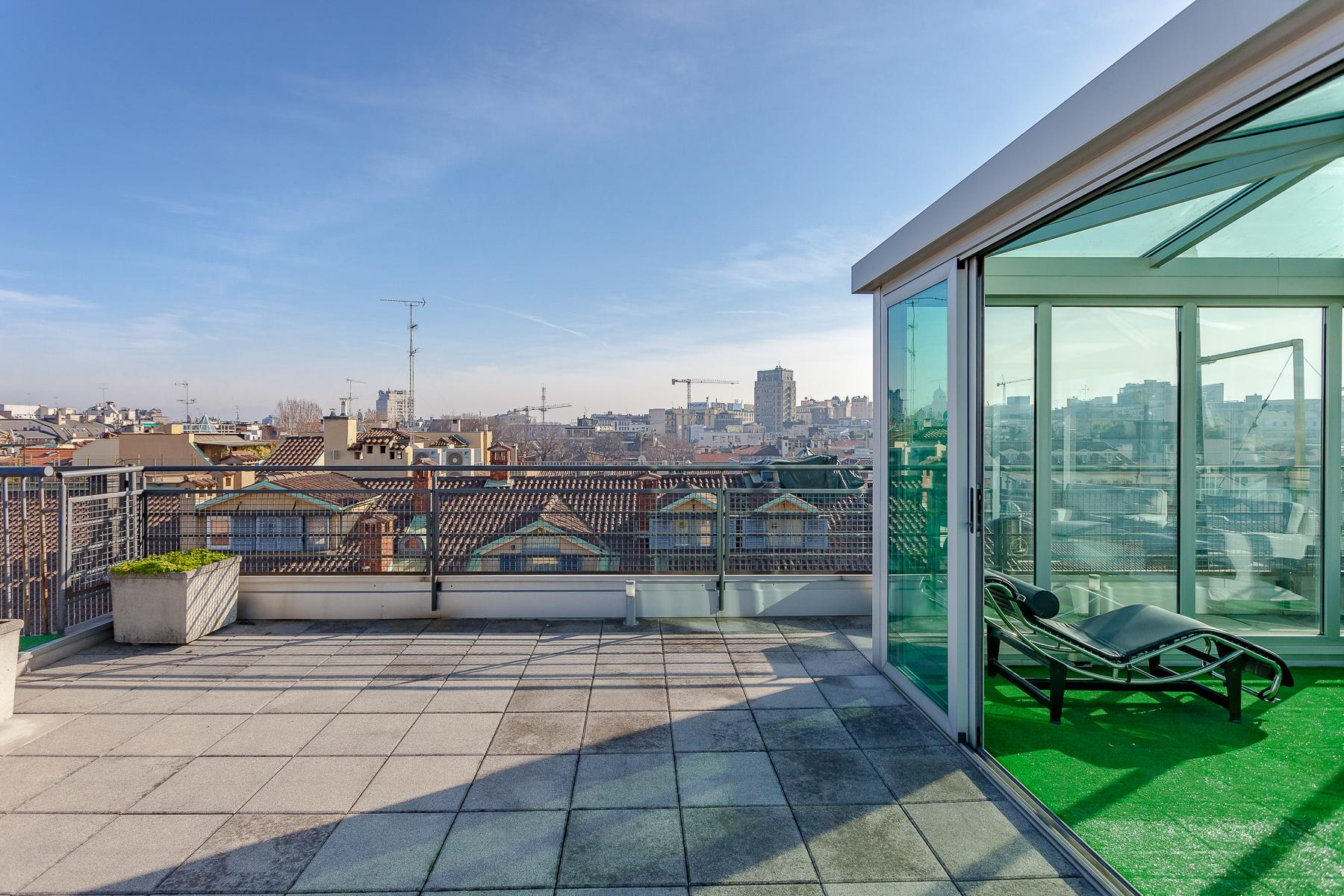 Panoramic Penthouse with terraces in the Fashion District - 1