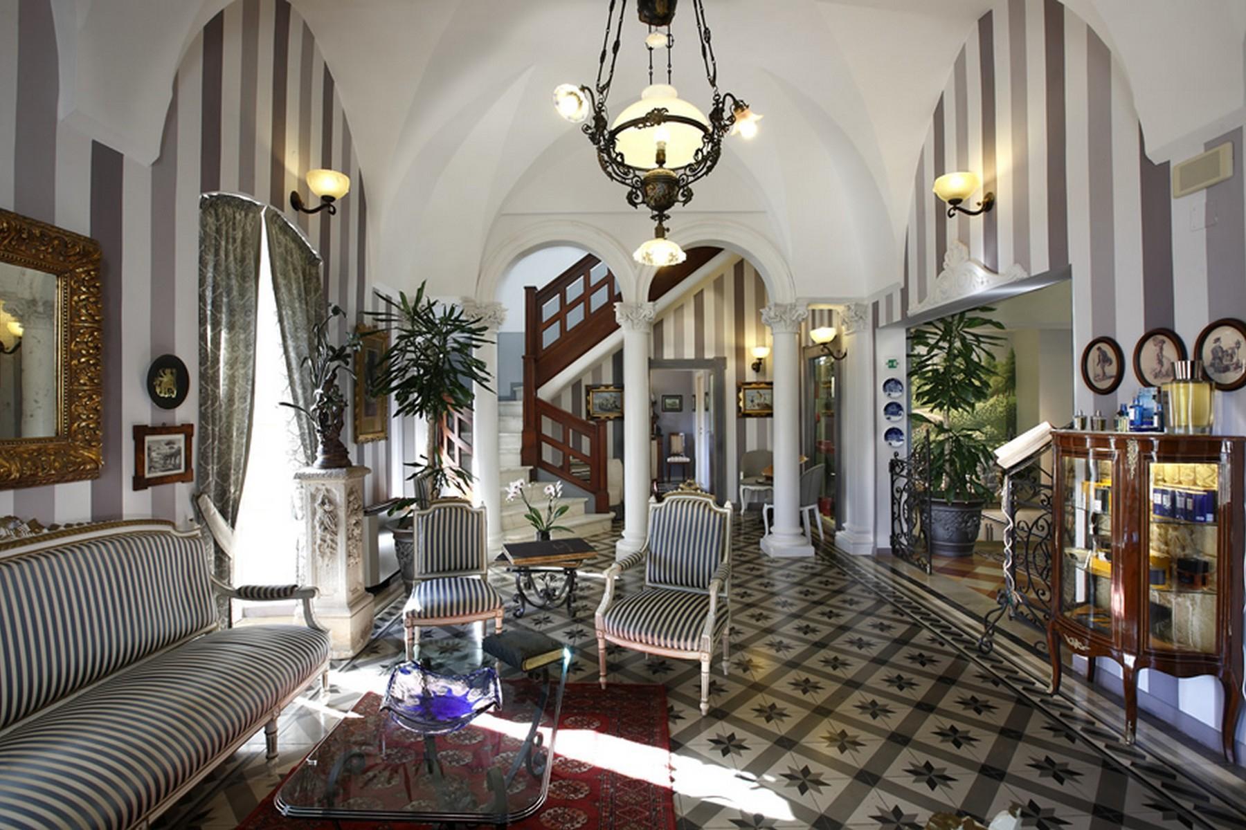 Bellissima residenza nobiliare con giardino e piscina - 4
