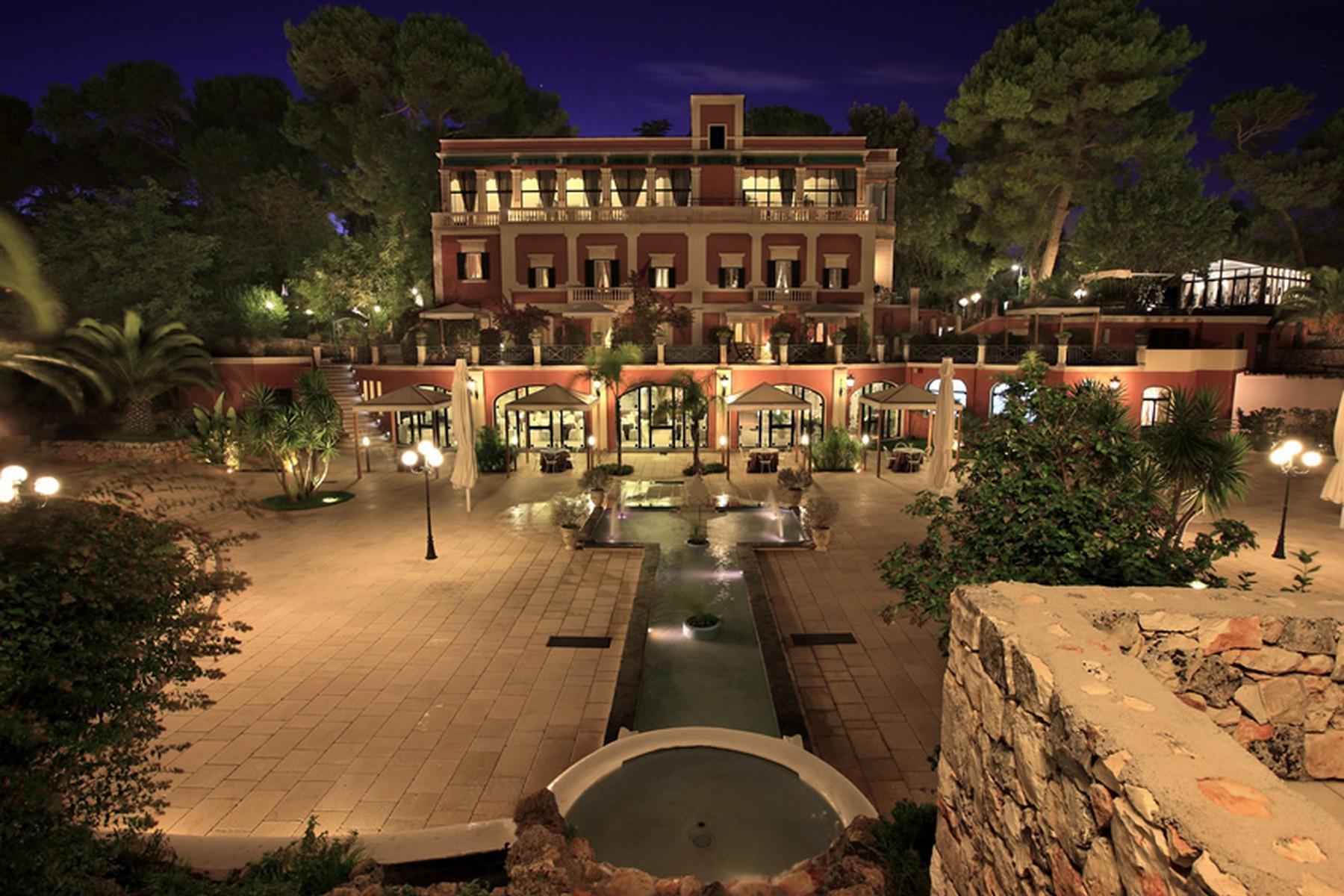 Bellissima residenza nobiliare con giardino e piscina - 2