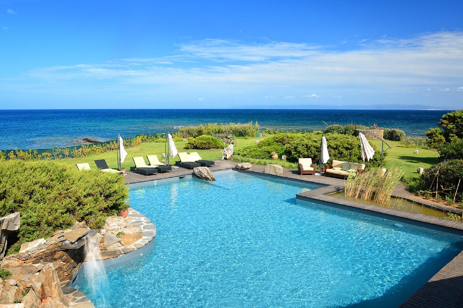 Pieds-dans-l'eau Villa auf einer privaten Halbinsel - 1