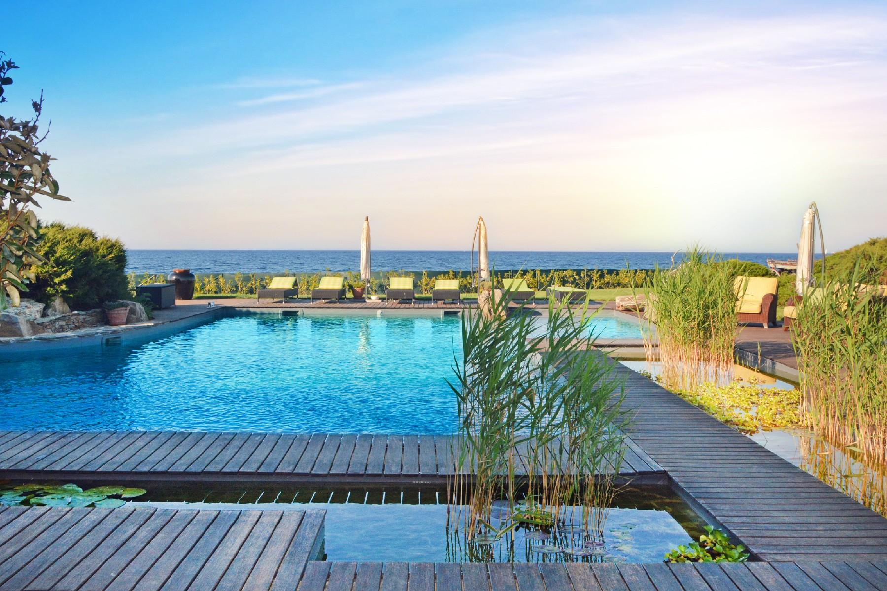 Villa pieds-dans-l'eau su una piccola penisola privata - 5