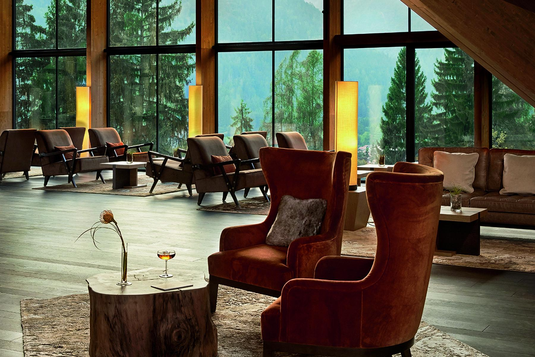 Stunning luxury residences in the Dolomites - 12