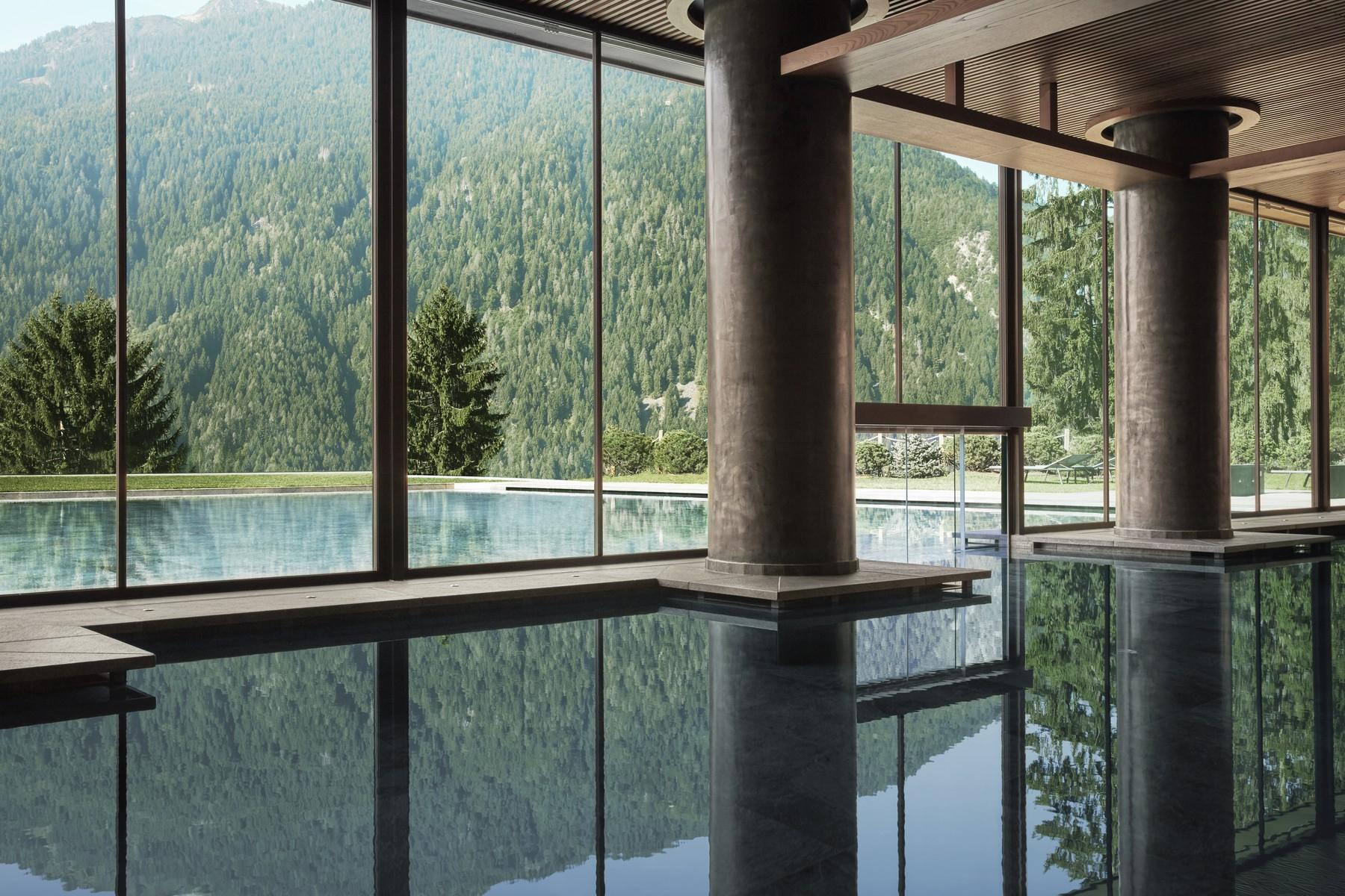 Stunning luxury residences in the Dolomites - 14