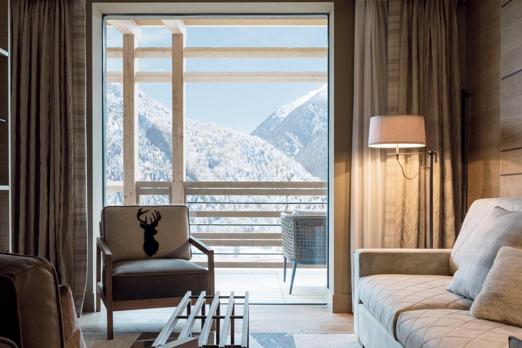 Superbes résidences de luxe dans les Dolomites - 23