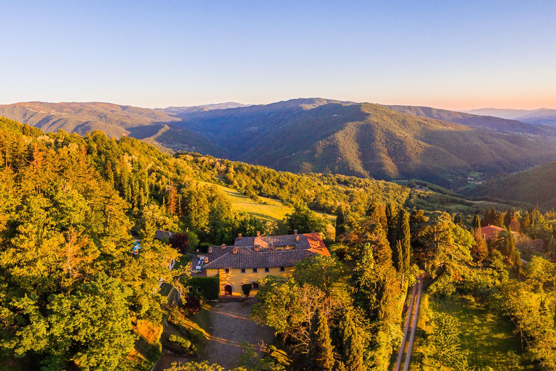 Majestueux domaine avec villa du XVIème siècle et réserve de chasse. - 3