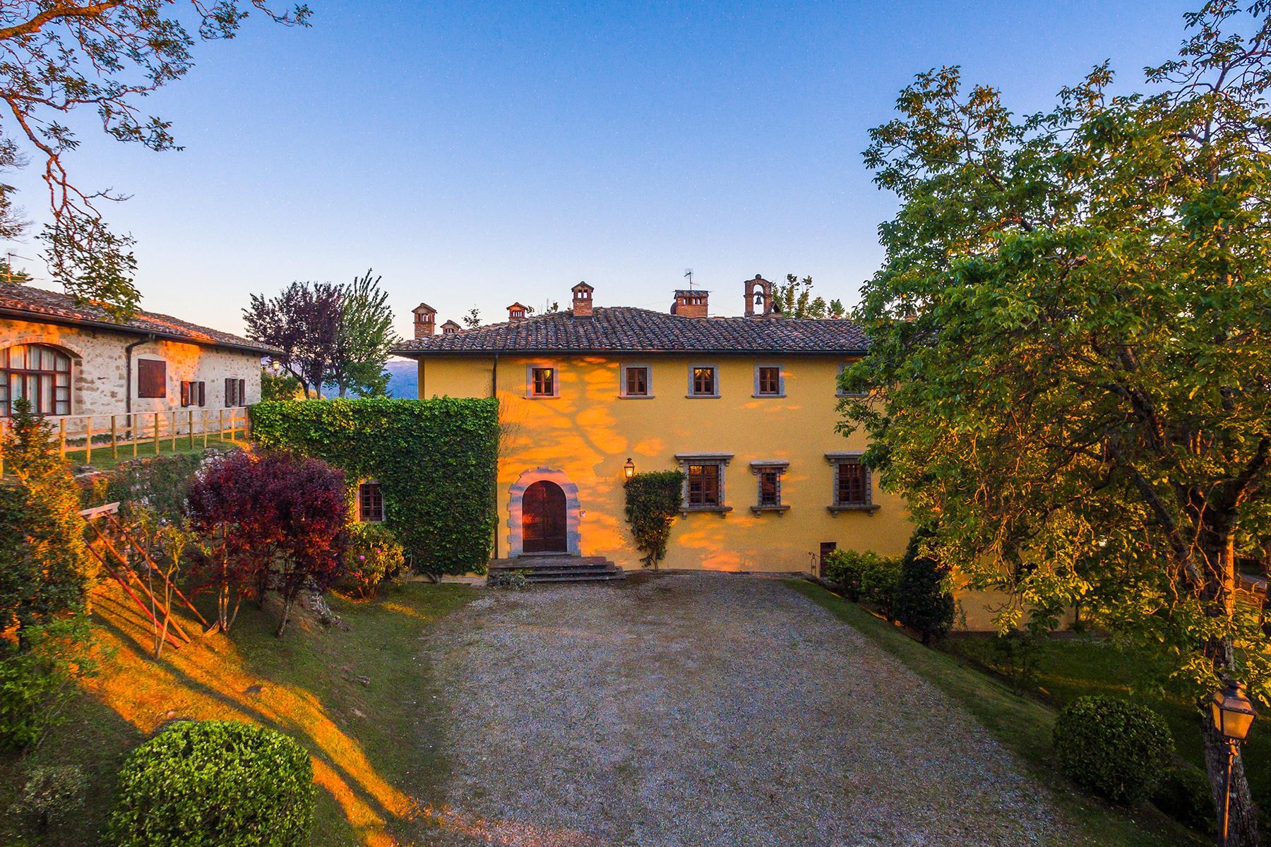 Majestueux domaine avec villa du XVIème siècle et réserve de chasse. - 2