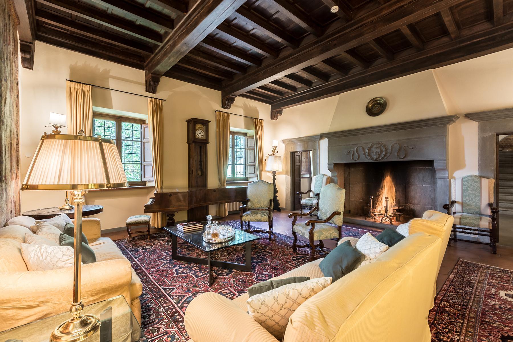 Majestueux domaine avec villa du XVIème siècle et réserve de chasse. - 5