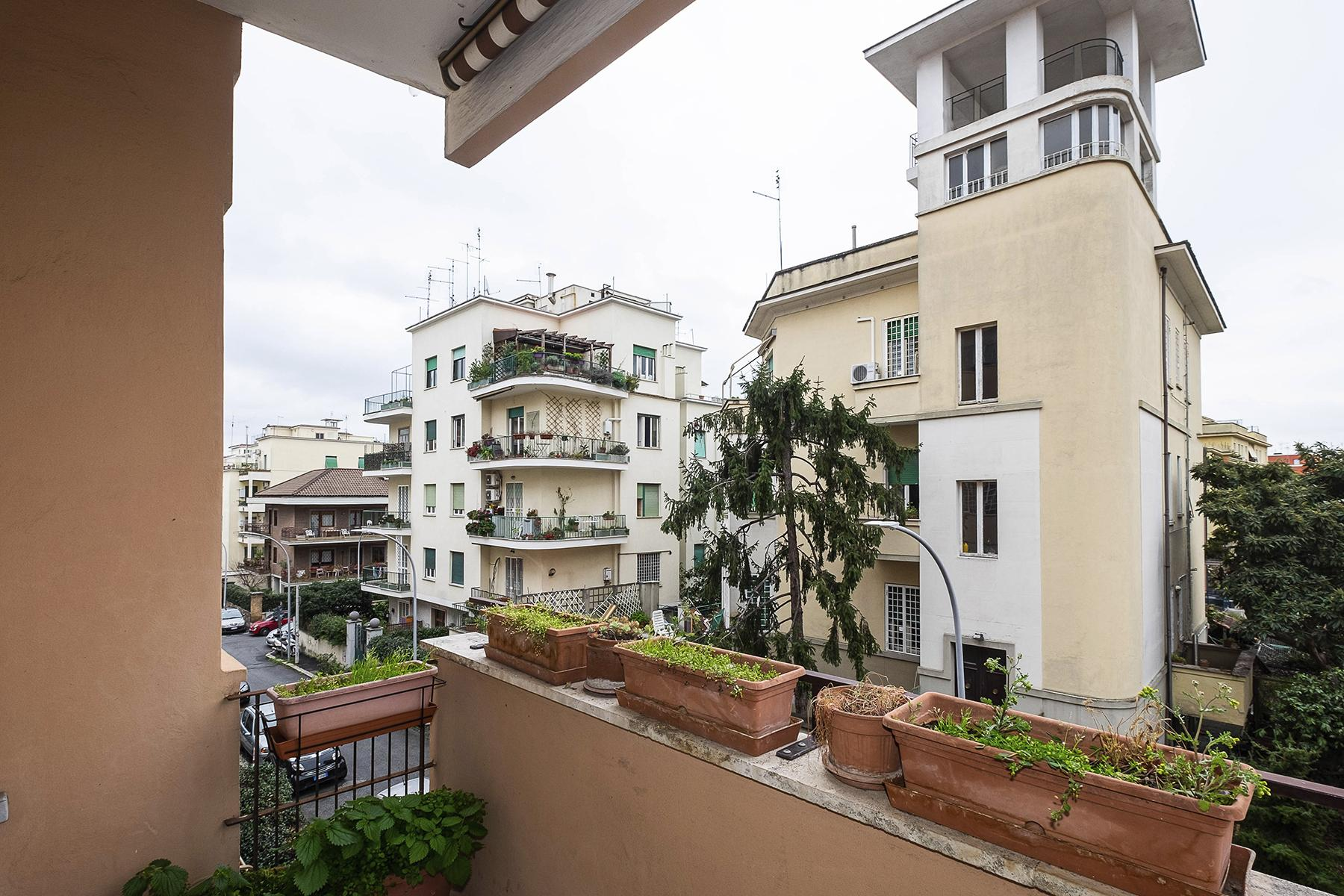Bright apartment in Monteverde Nuovo district - 19