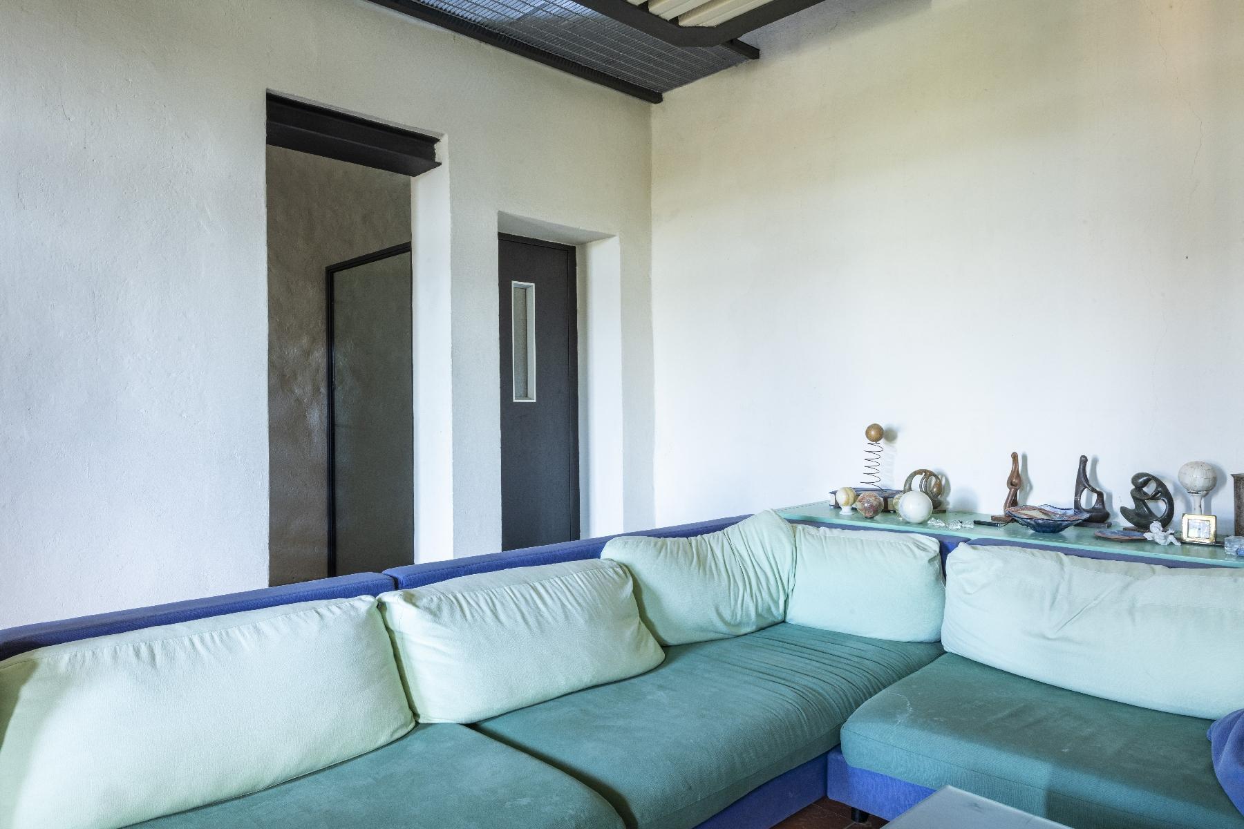 Superbe villa historique avec tour à Camaiore - 17