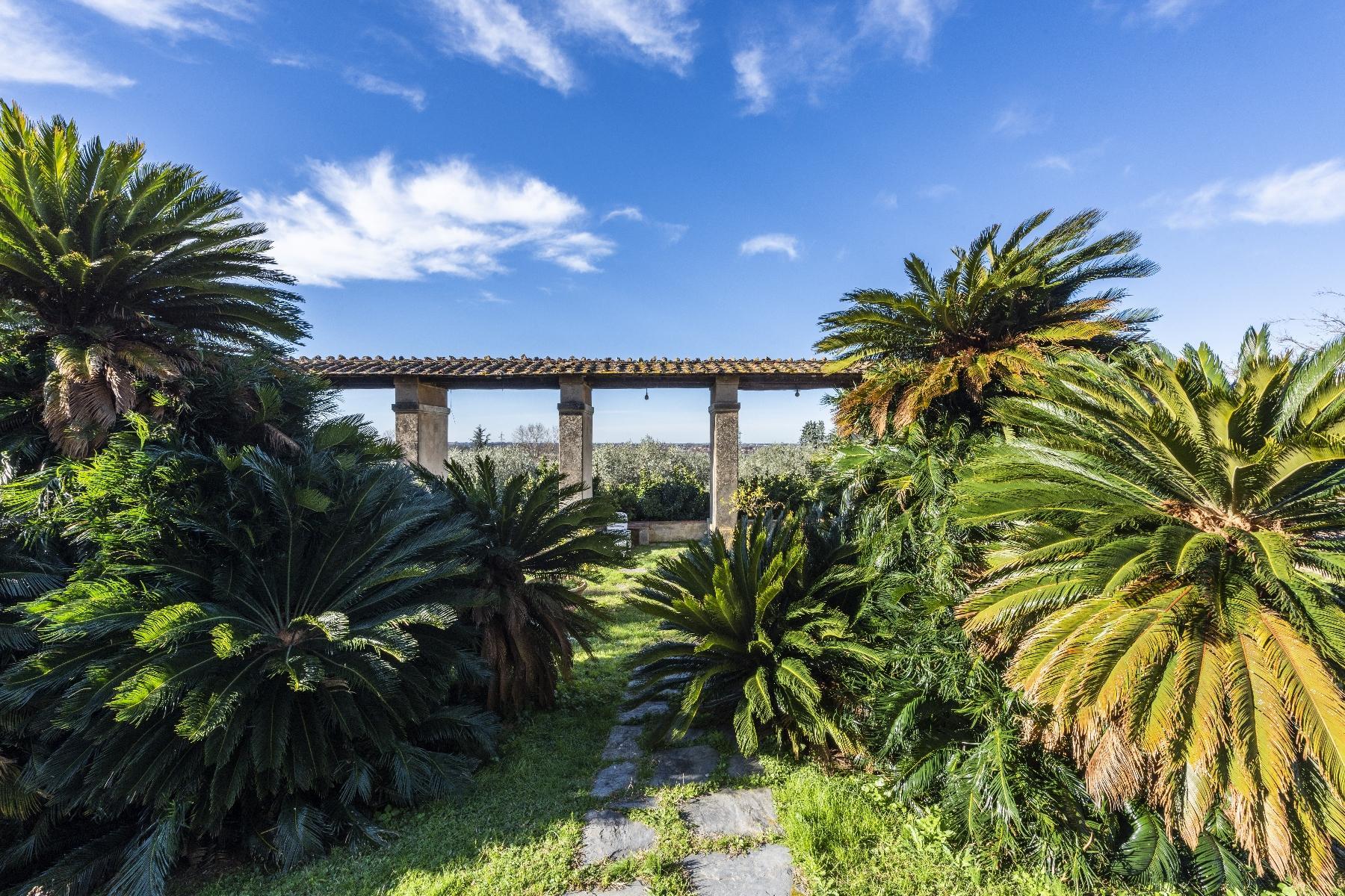 Superbe villa historique avec tour à Camaiore - 25