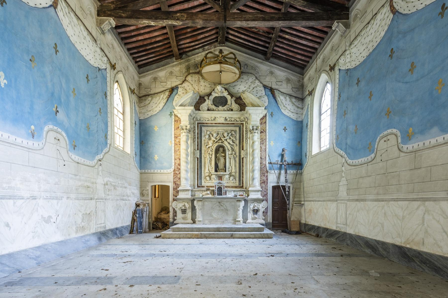 Wunderschöne historische Villa mit Turm in Camaiore - 8