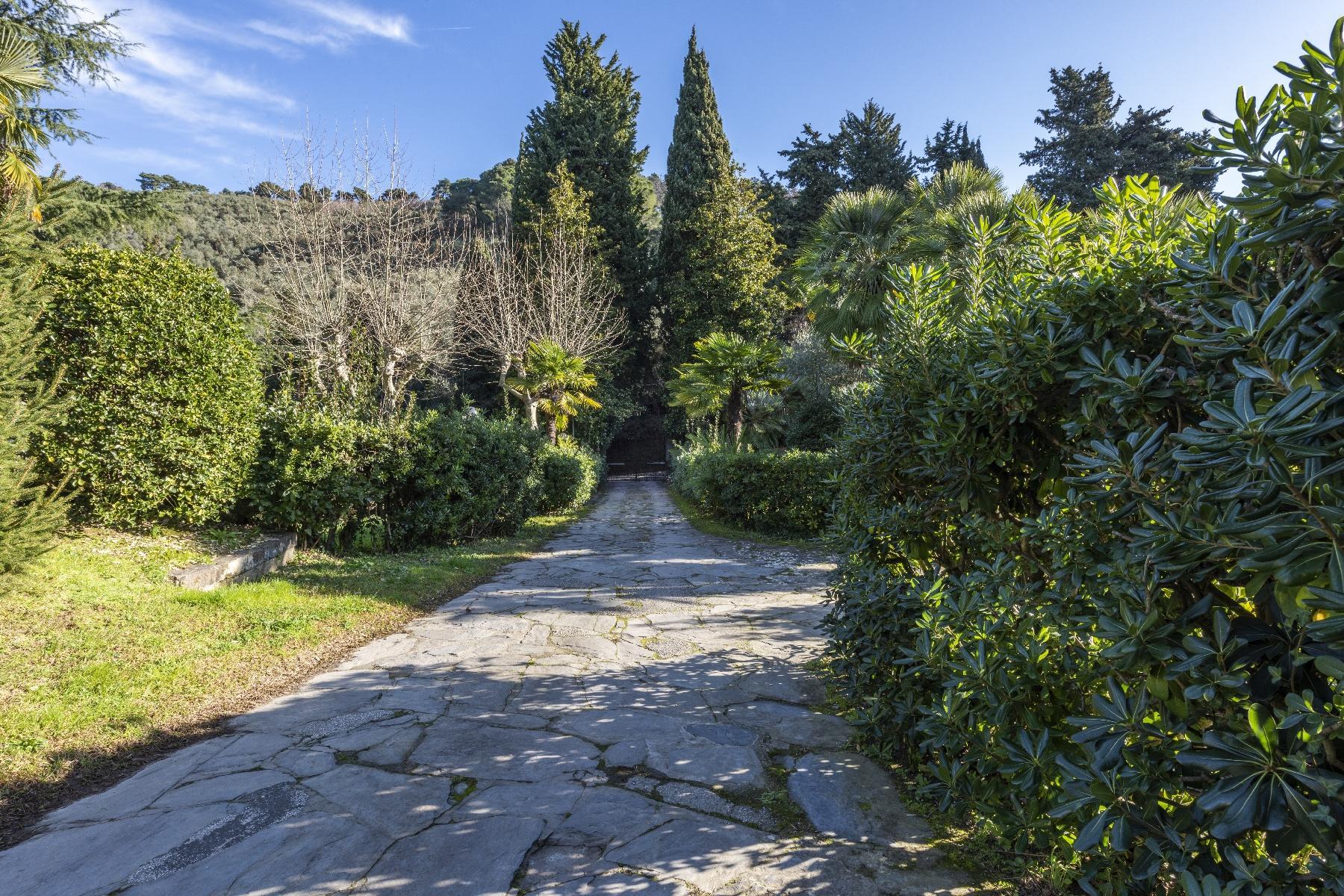 Superbe villa historique avec tour à Camaiore - 26