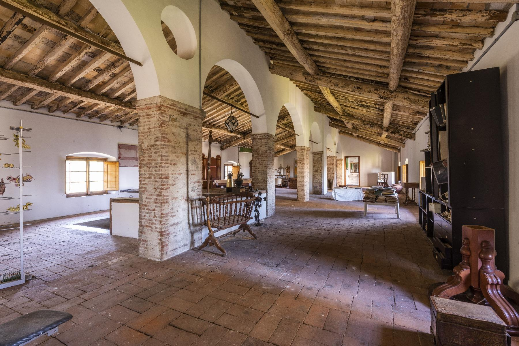 Stunning historic Villa with tower in Camaiore - 12