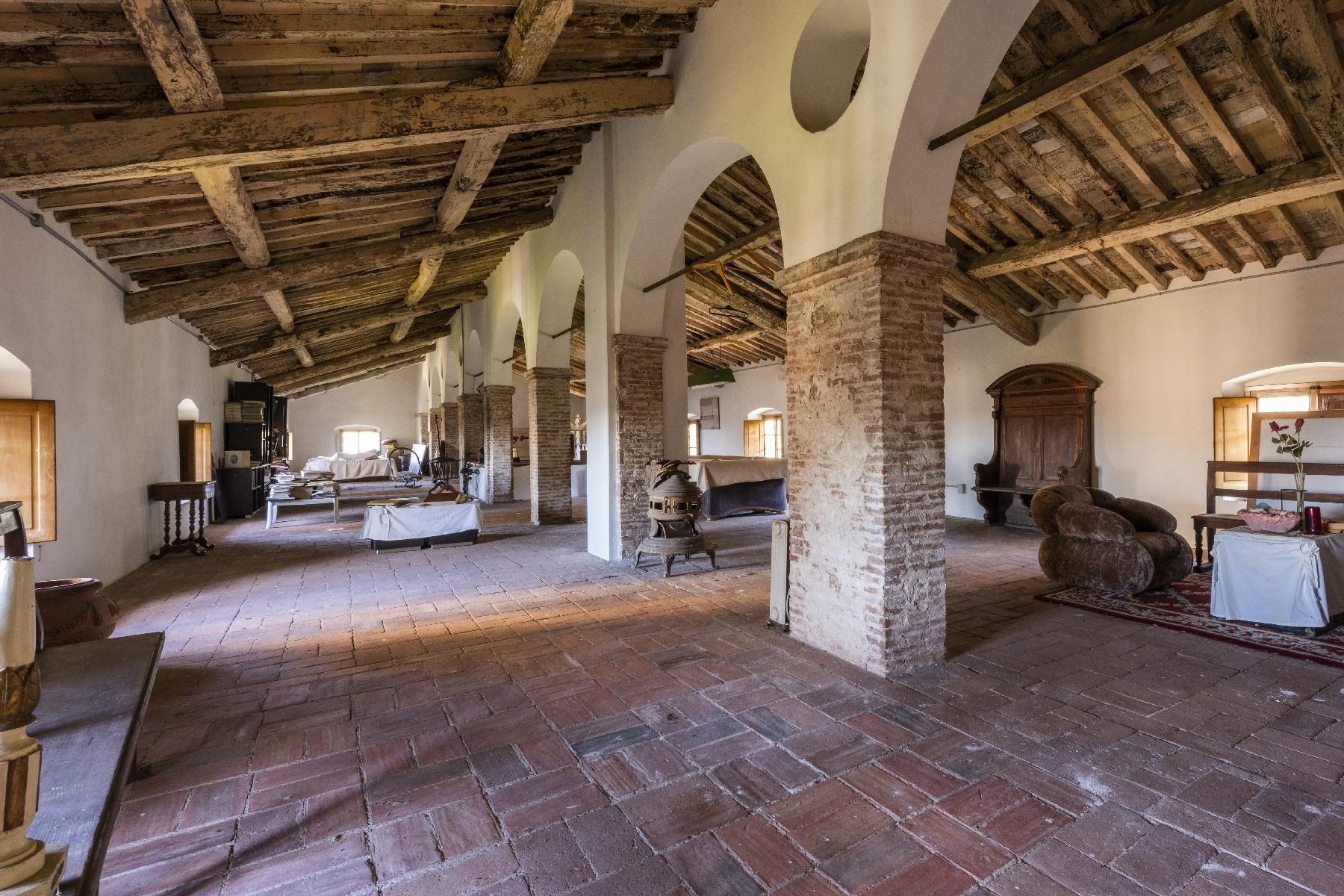 Superbe villa historique avec tour à Camaiore - 28