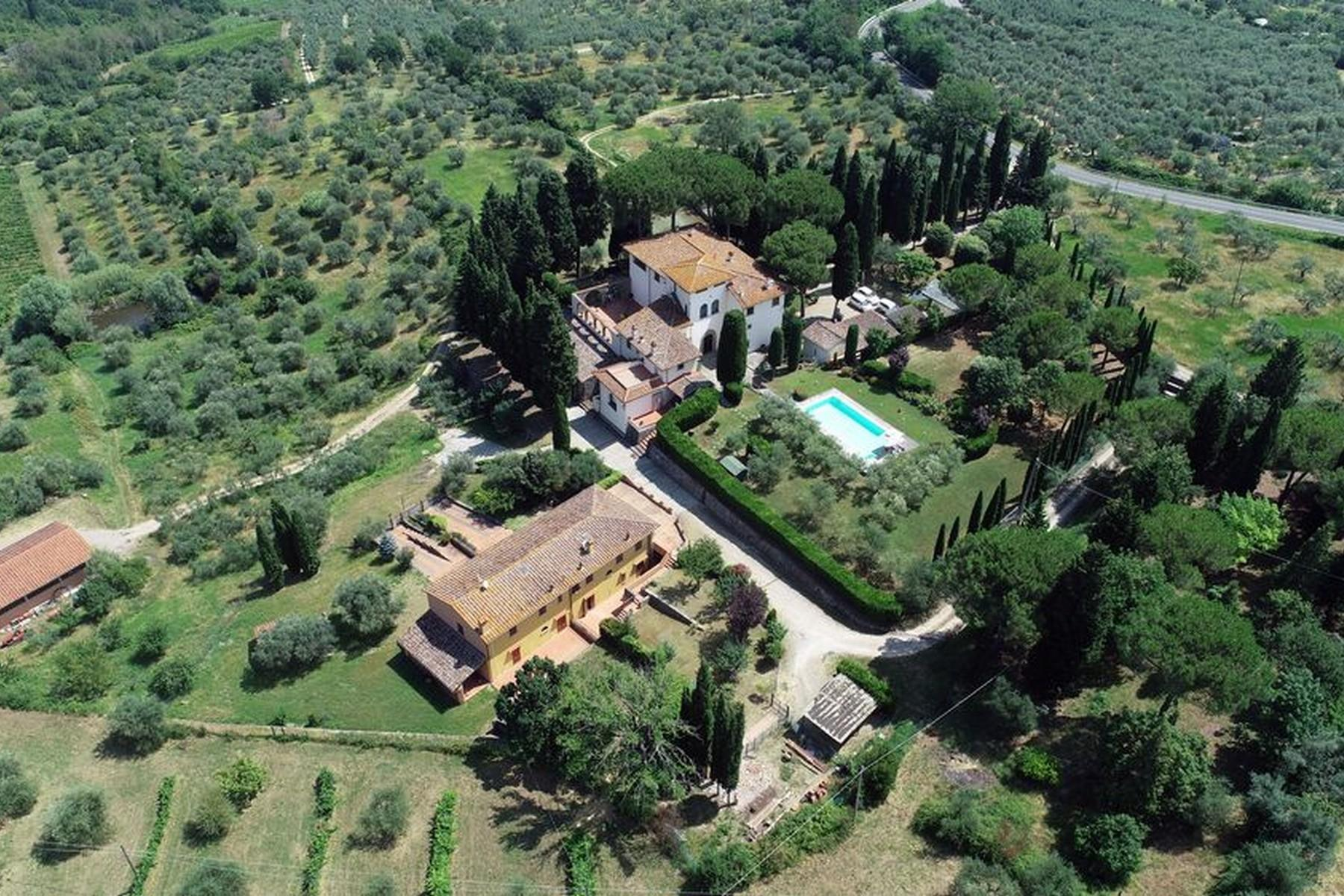 Historic Renaissance Villa with Private Hamlet on the Hills of Florence - 30