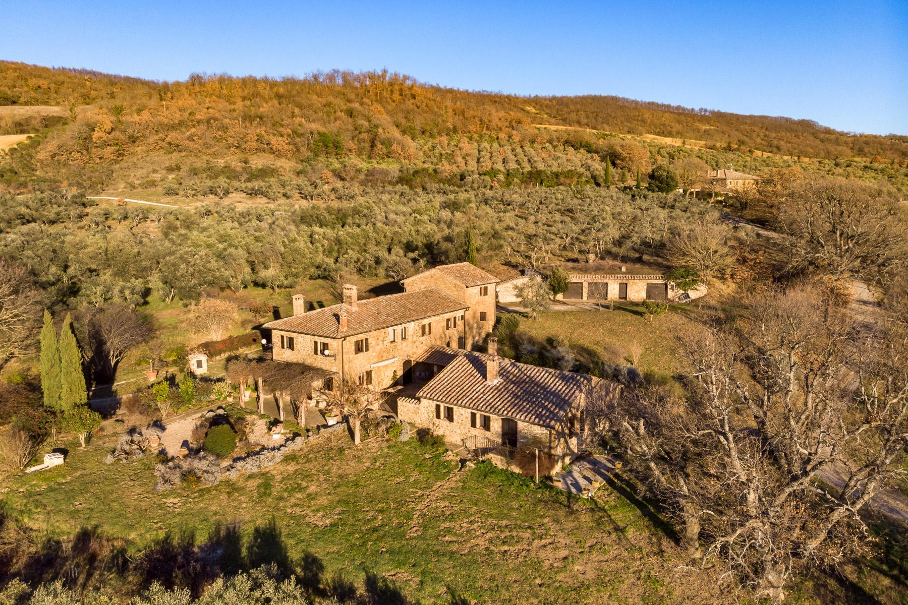 Magnificent Panoramas of the Val d'Orcia - 4