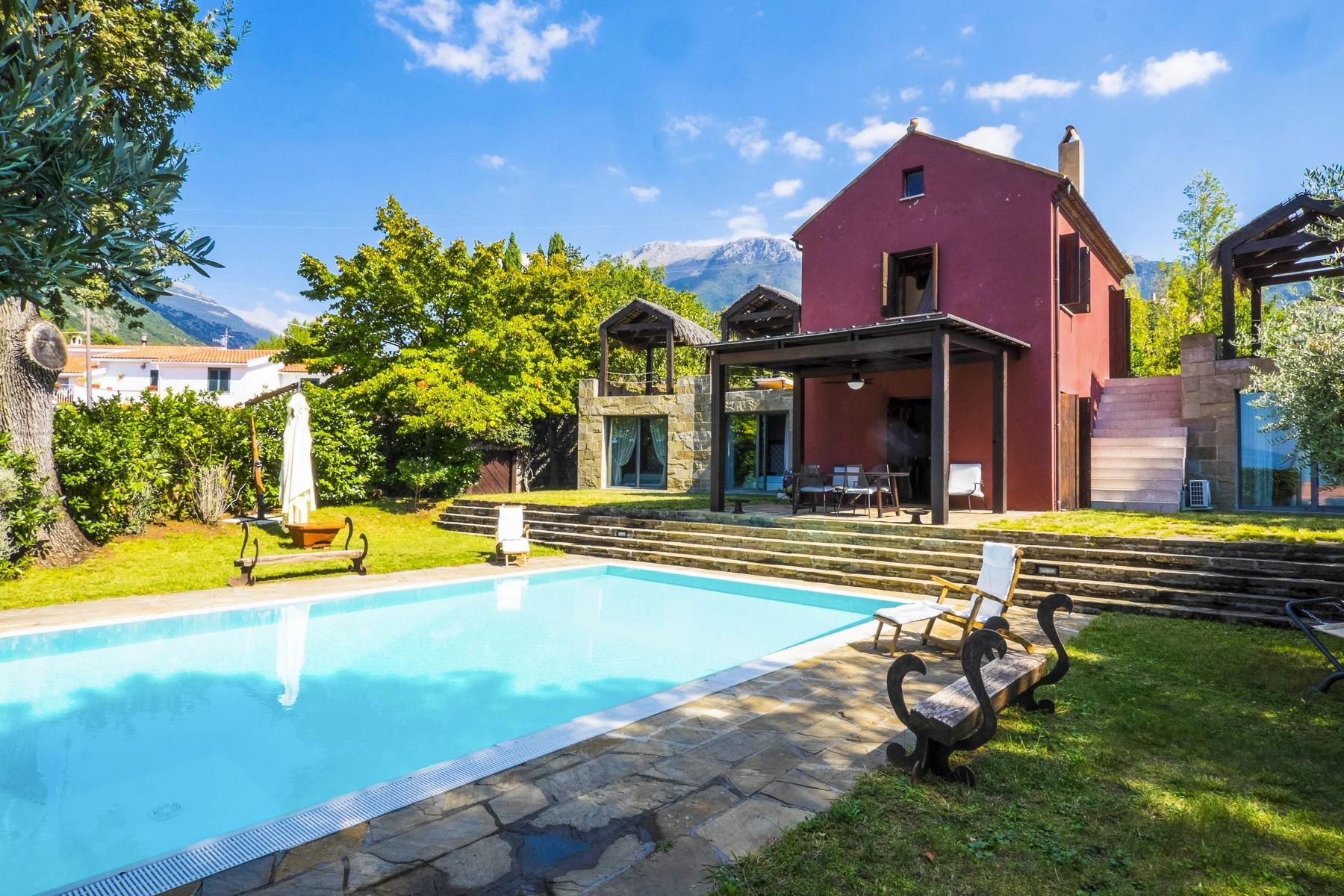 Wonderful villa in Maratea (PZ) - 1