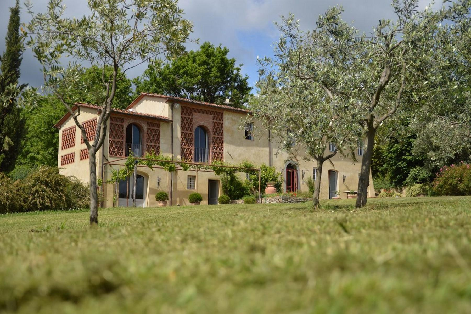 Fantastic countryhouse with private lake on the hills around Lucca - 24