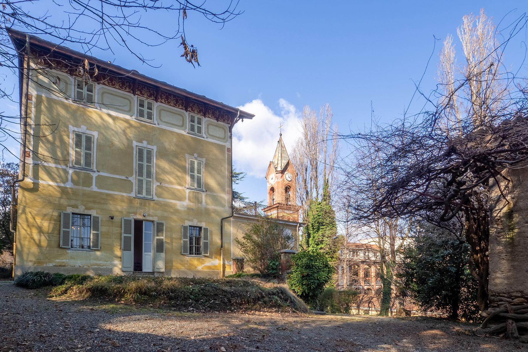Историческая вилла с частным садом - 4
