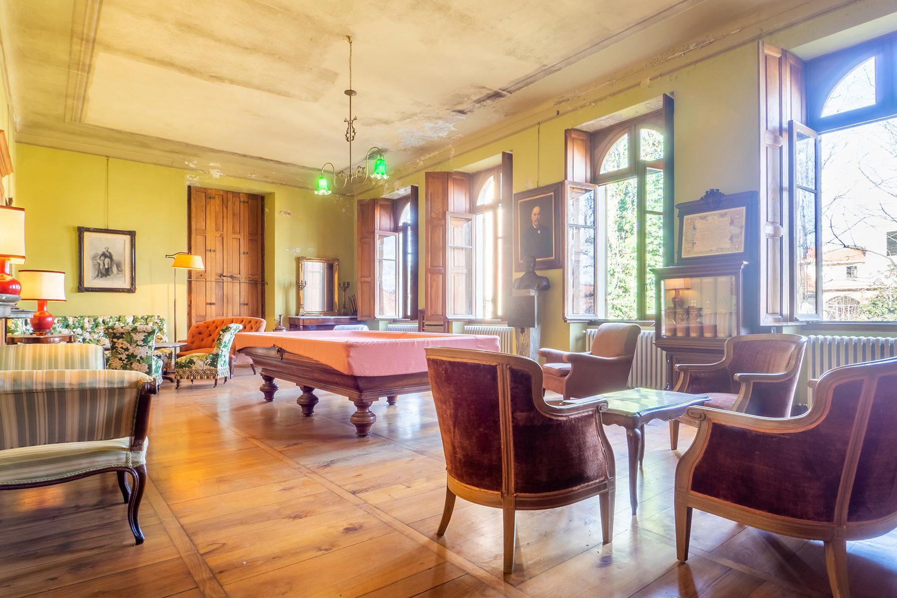 Историческая вилла с частным садом - 2