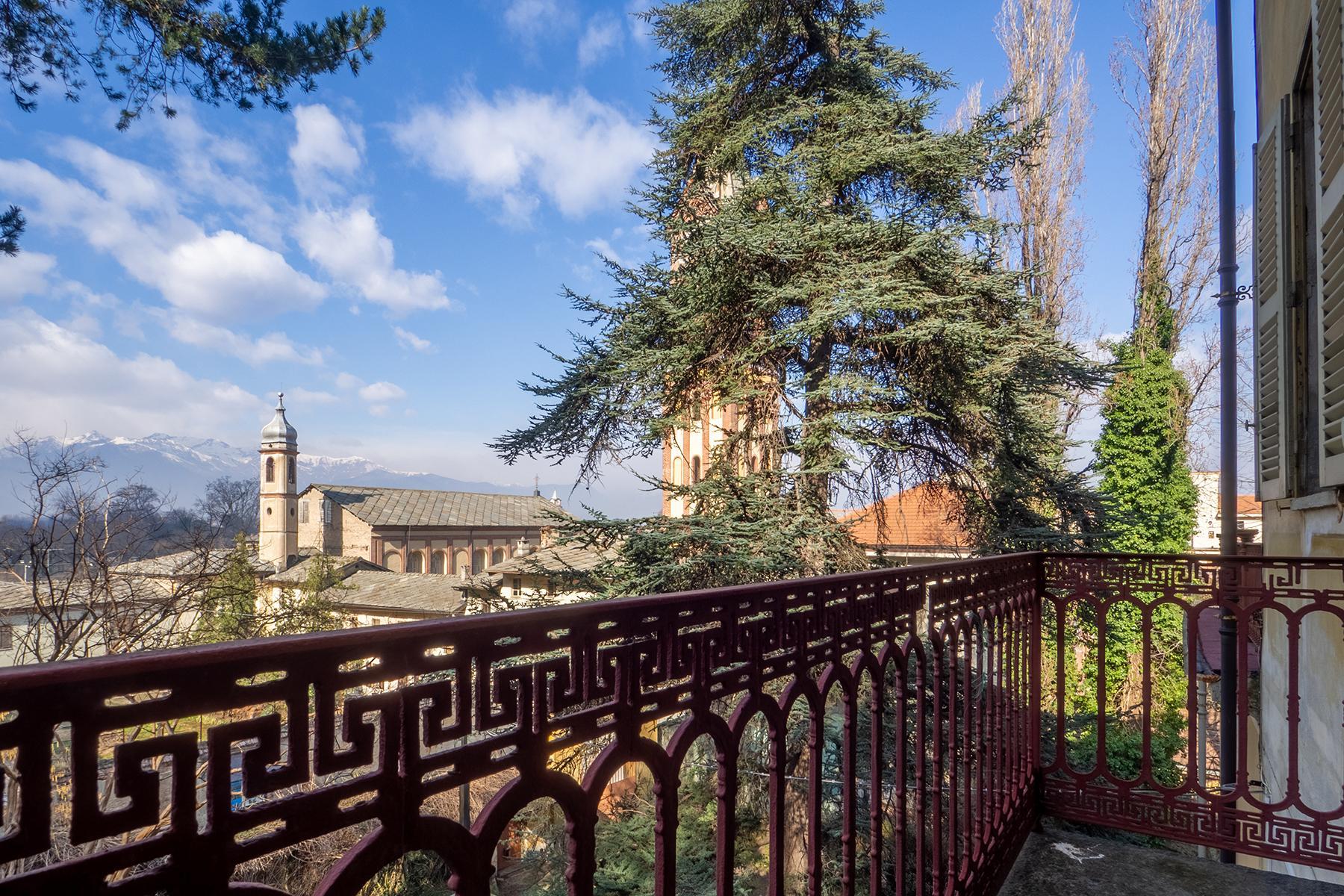 Historical Villa with private garden - 12