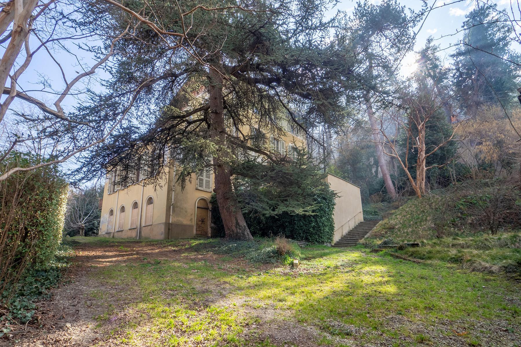 Историческая вилла с частным садом - 17