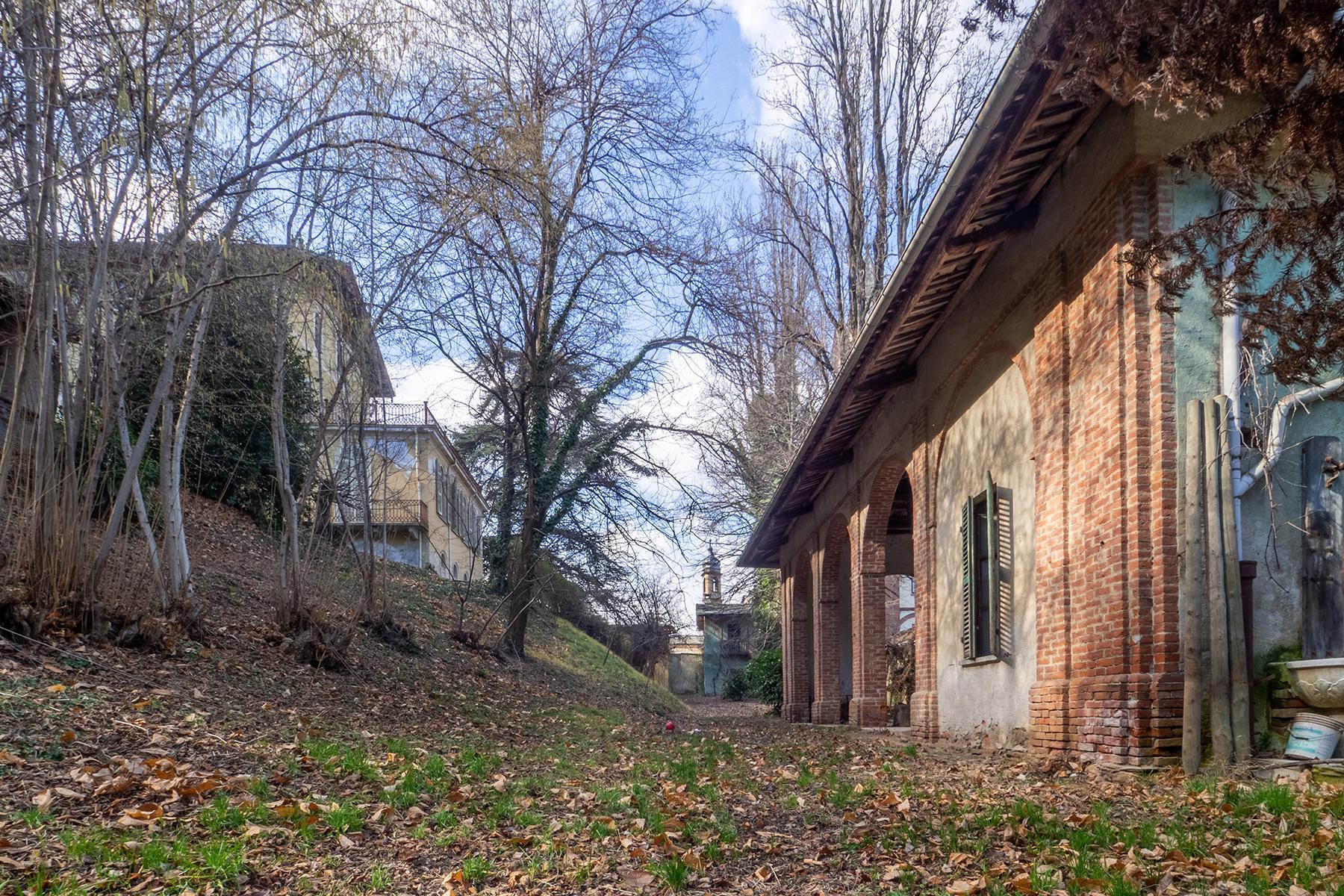 Историческая вилла с частным садом - 18