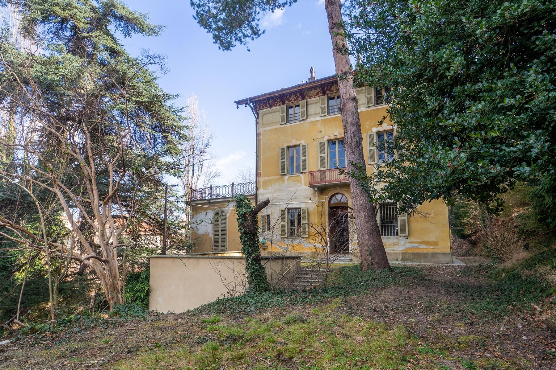 Historical Villa with private garden - 19
