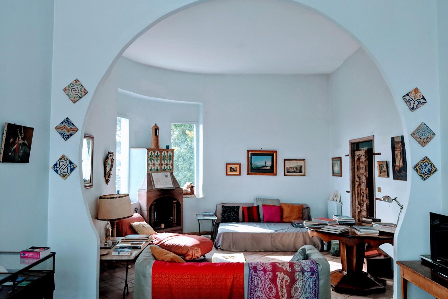 Villa con vista panoramica sull'Etna e su Taormina - 5