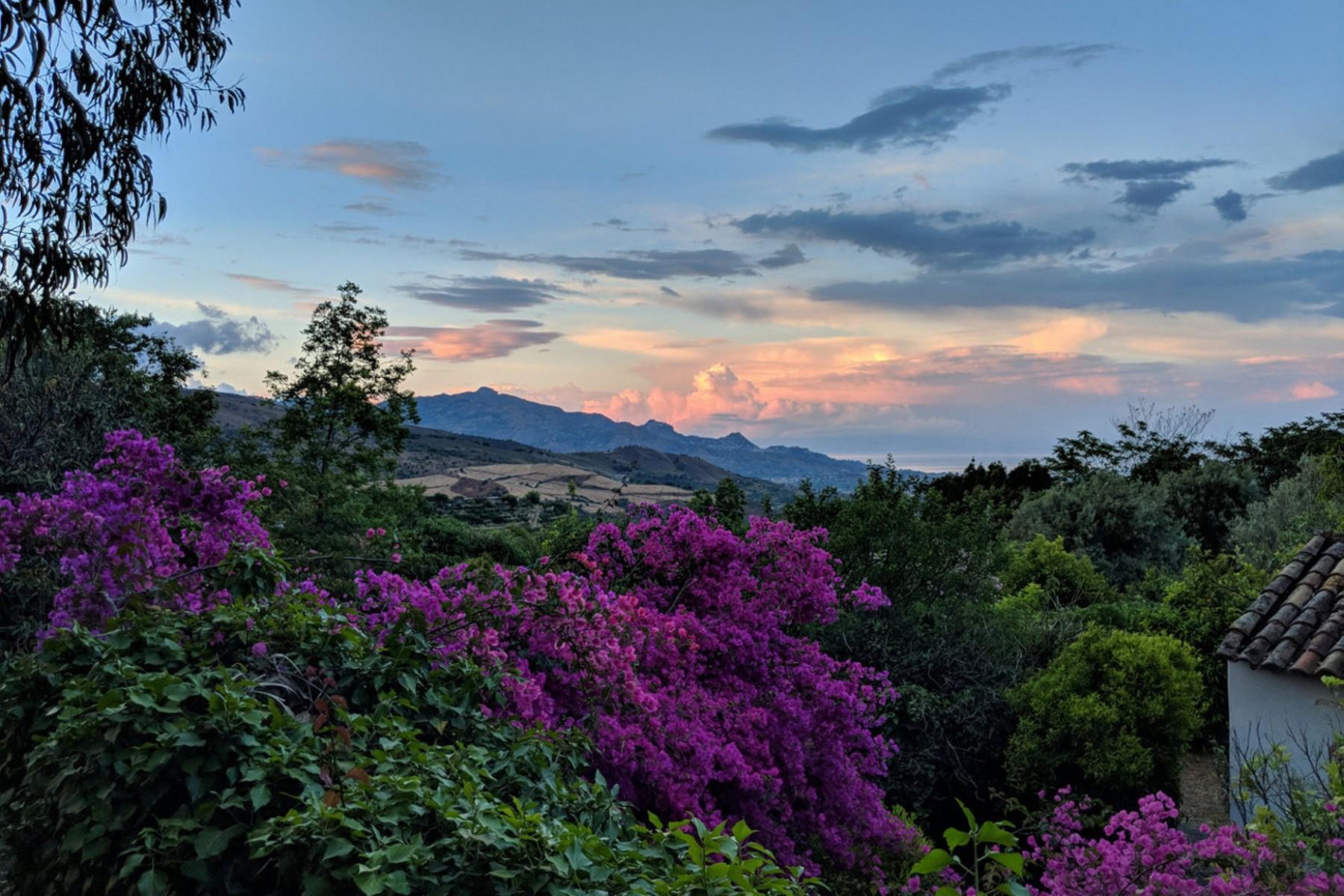 Villa con vista panoramica sull'Etna e su Taormina - 14