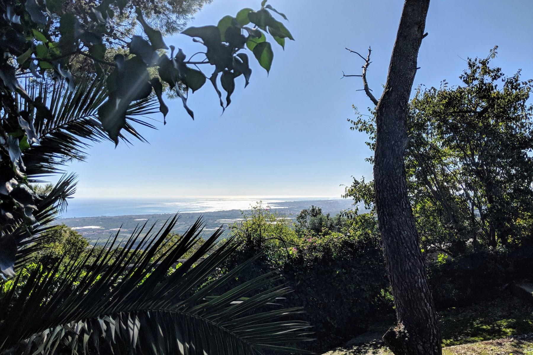 Villa con vista panoramica sull'Etna e su Taormina - 26