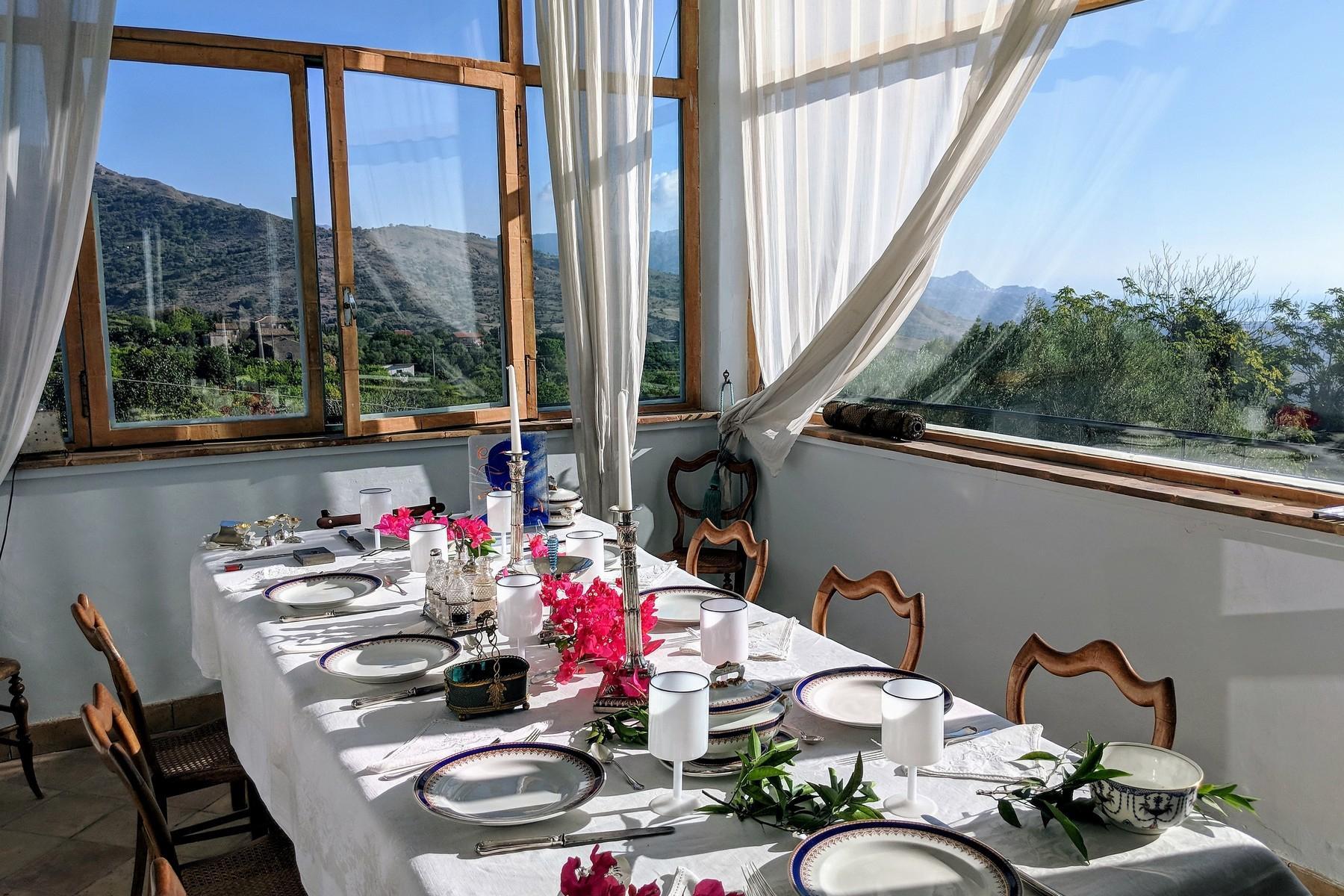 Villa con vista panoramica sull'Etna e su Taormina - 3