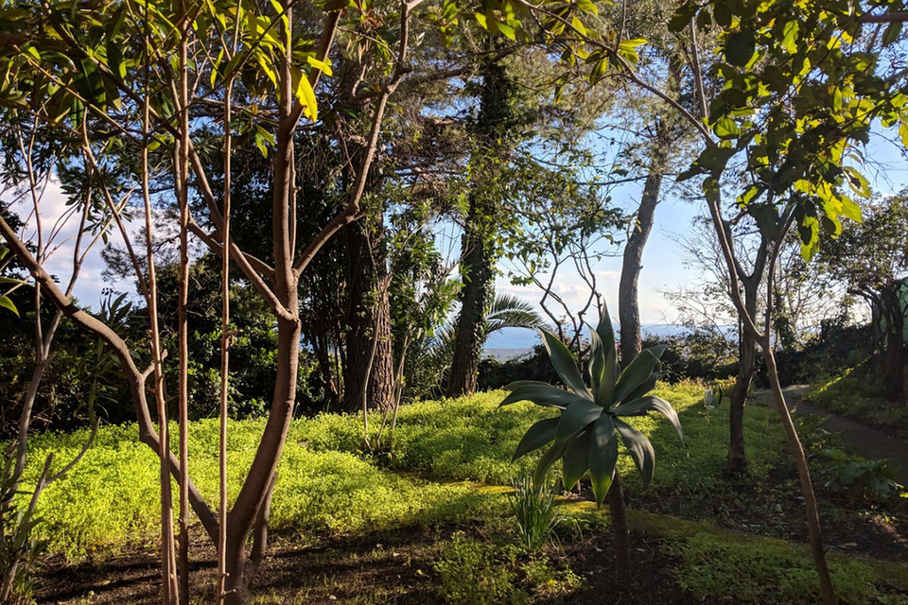 Villa con vista panoramica sull'Etna e su Taormina - 29