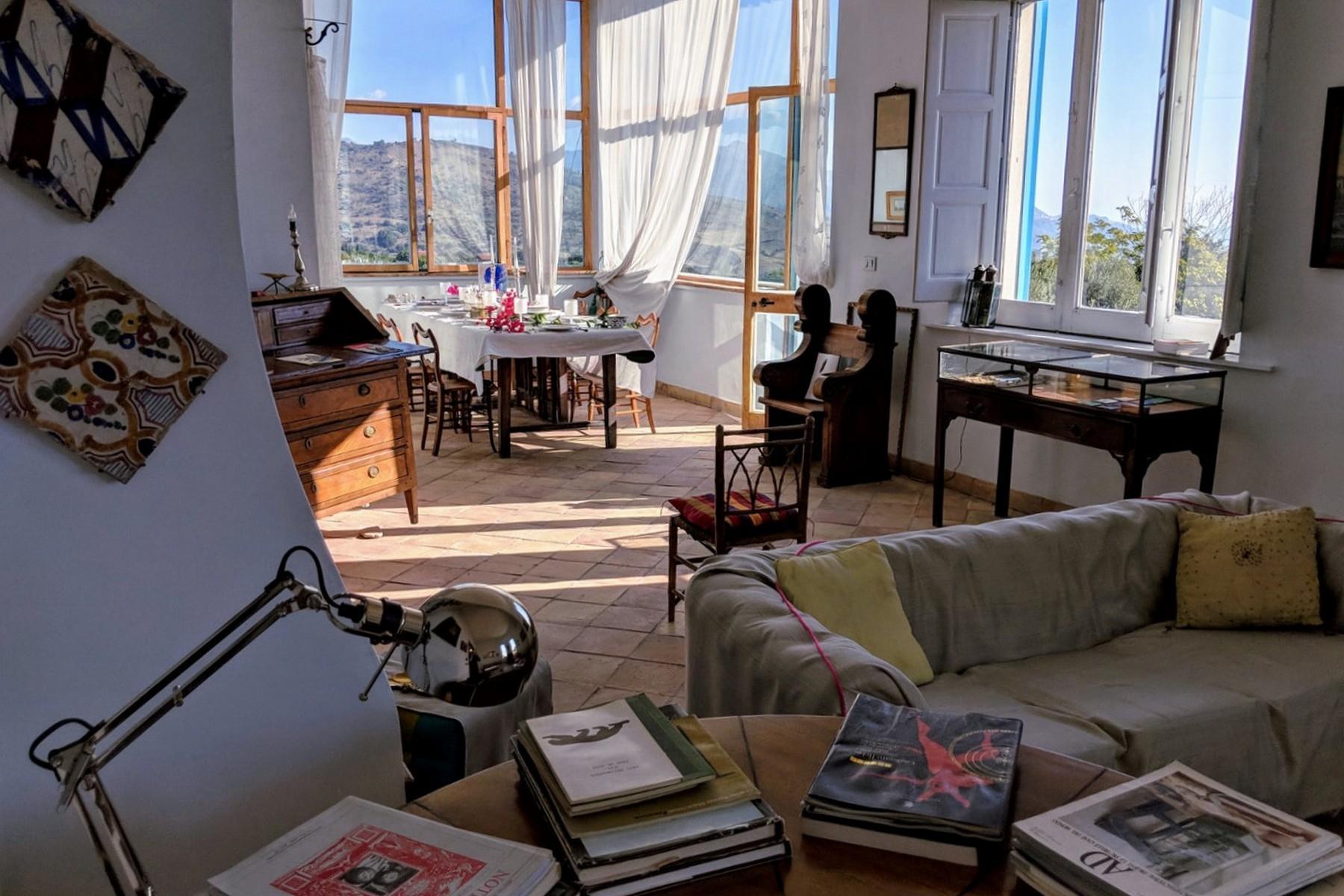 Villa con vista panoramica sull'Etna e su Taormina - 15