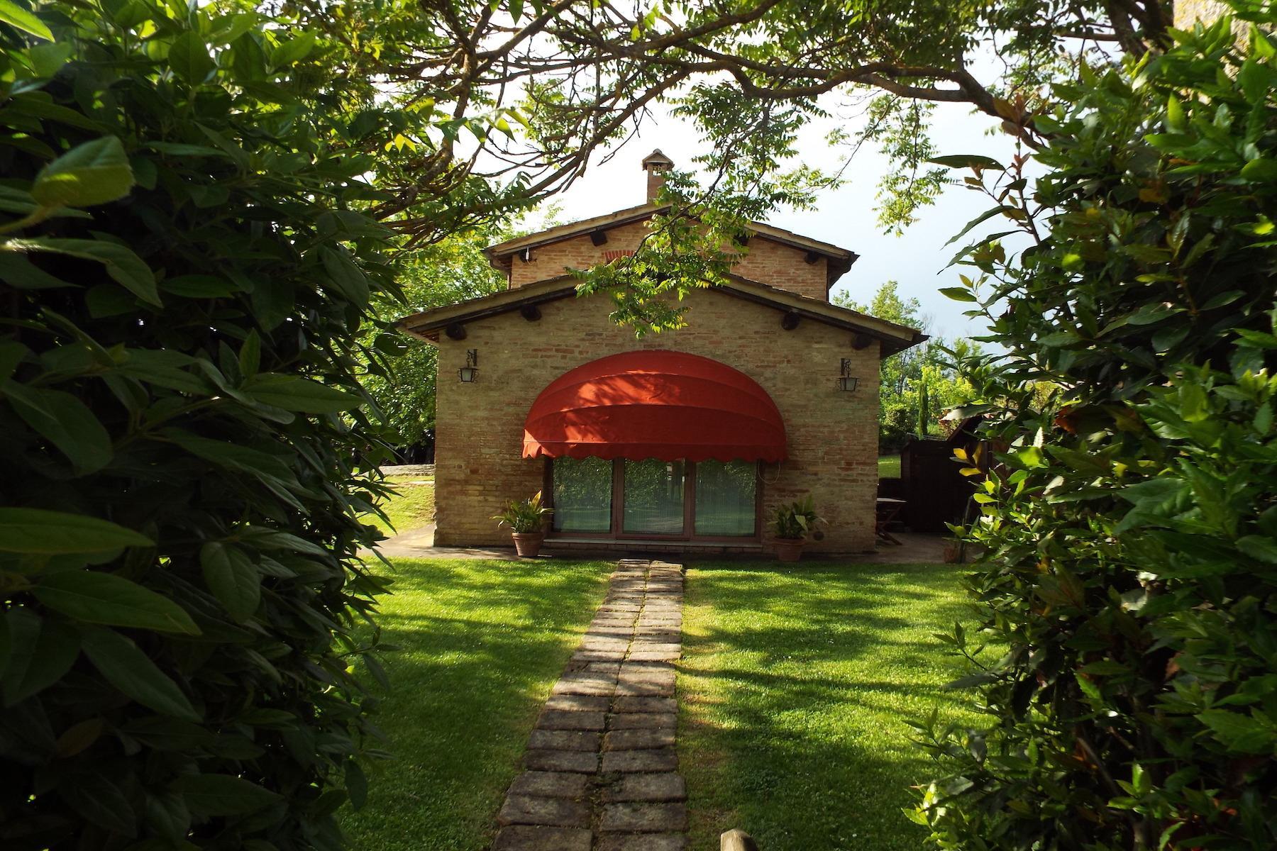 Historic farm in the heart of Crete Senesi - 27