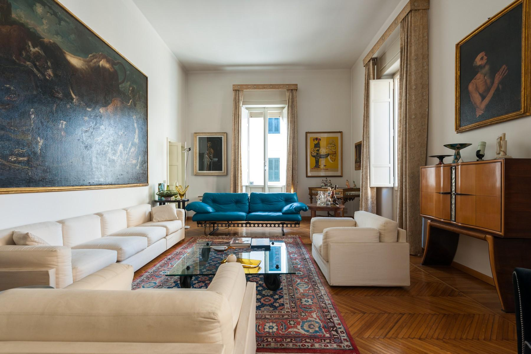 Palazzina Parisi: combination of elegance and rationality - 1