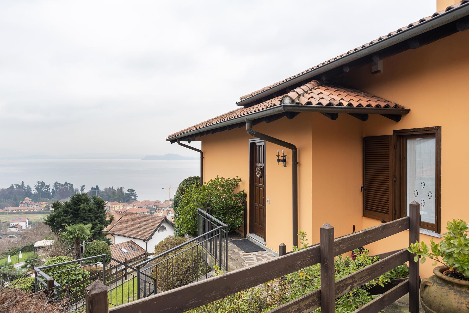 Villa on the hills of Meina with lake view - 1