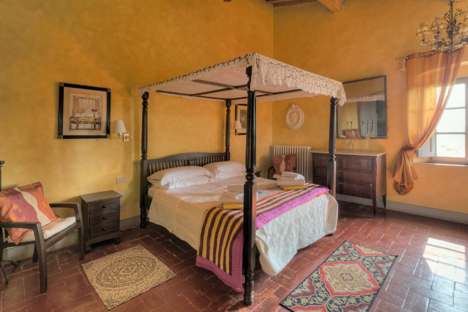 Современная вилла в загородном стиле во Флоренции, регион Кьянти - 12