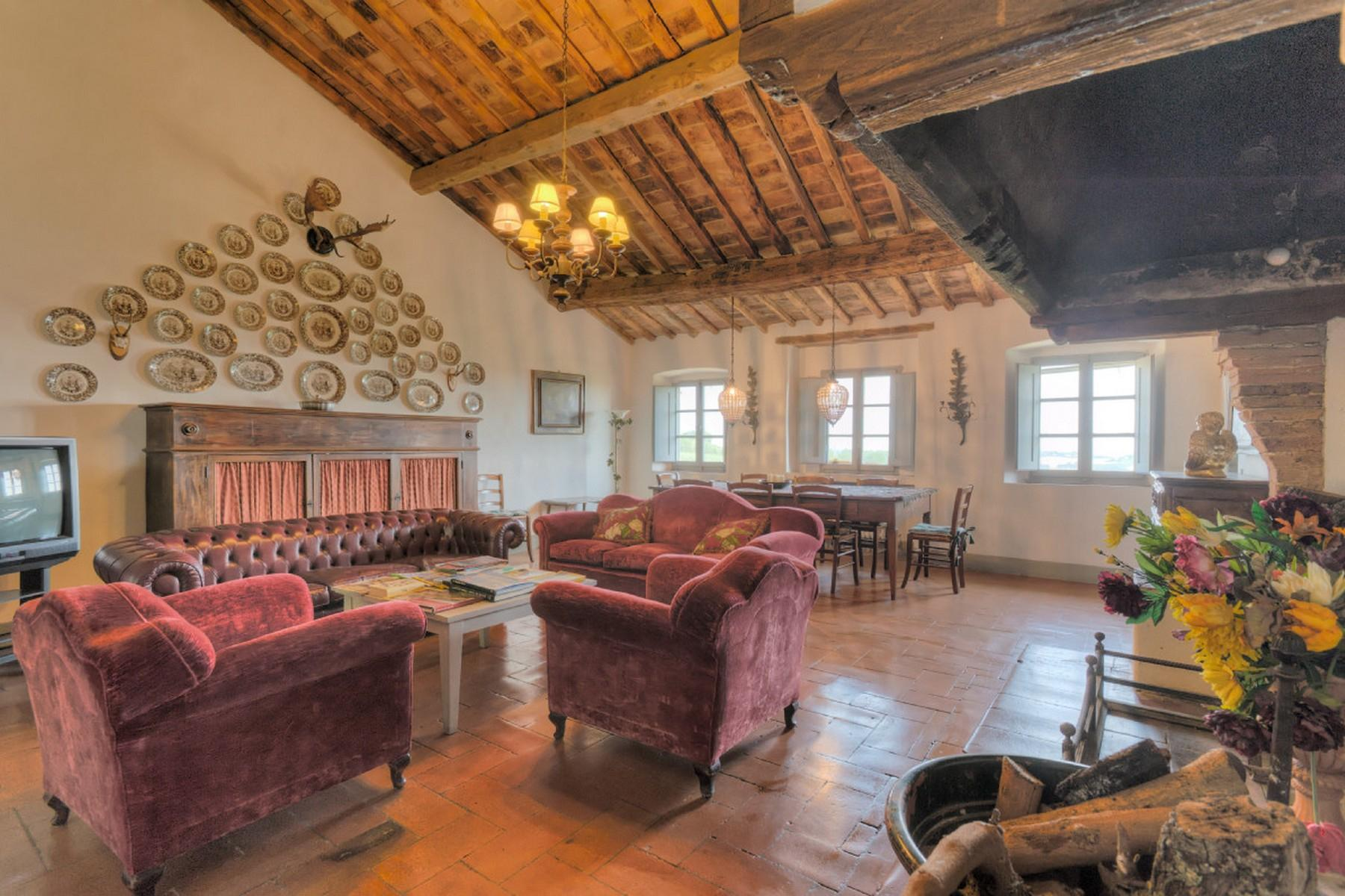 State-of-the-art rustic villa set in Florentine Chianti - 6