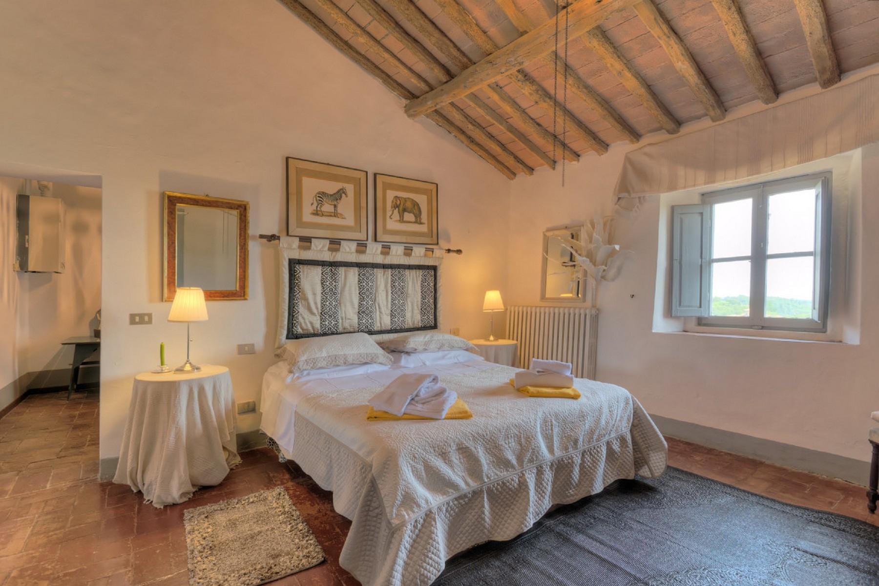 Современная вилла в загородном стиле во Флоренции, регион Кьянти - 10