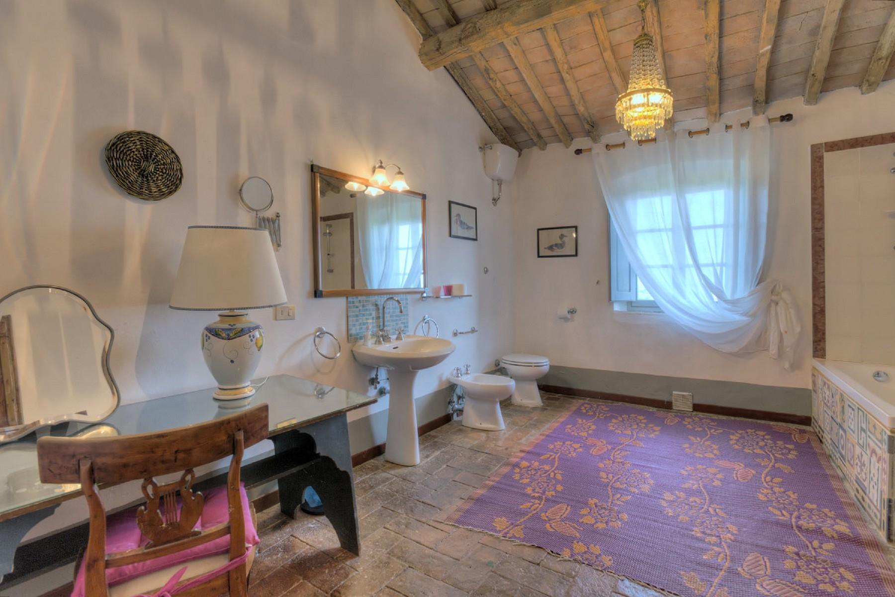 Современная вилла в загородном стиле во Флоренции, регион Кьянти - 13