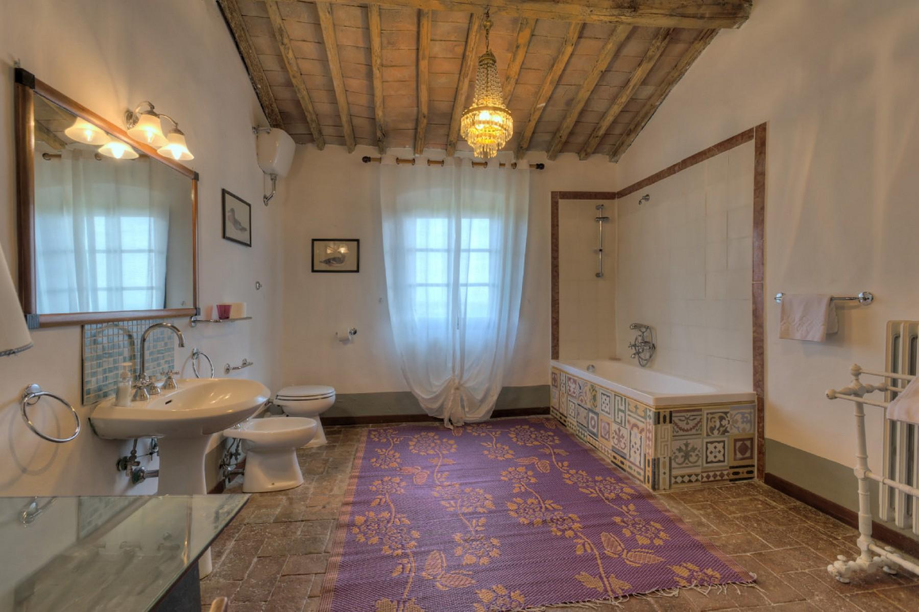 State-of-the-art rustic villa set in Florentine Chianti - 17
